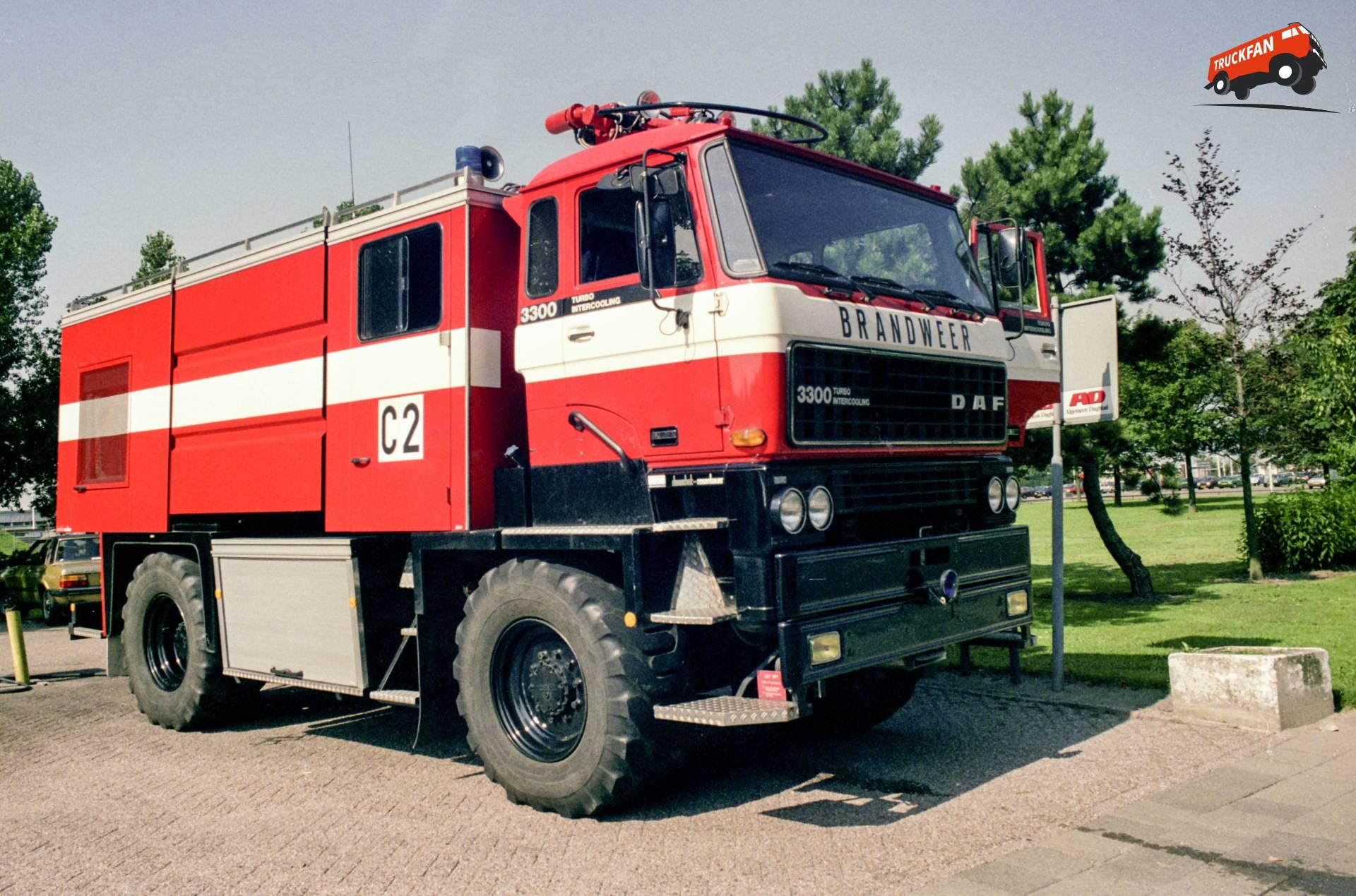 DAF 3300