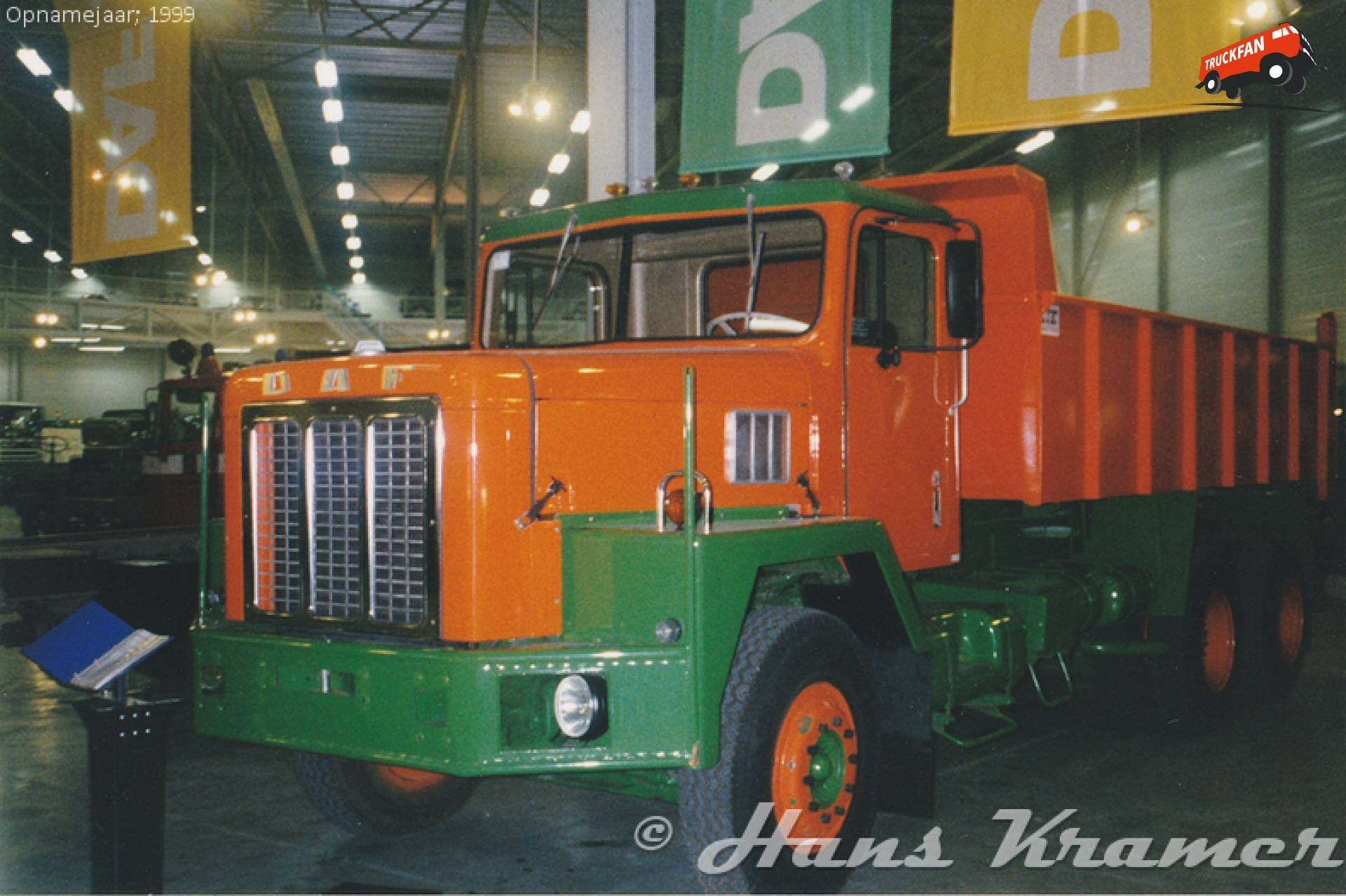 DAF N2500