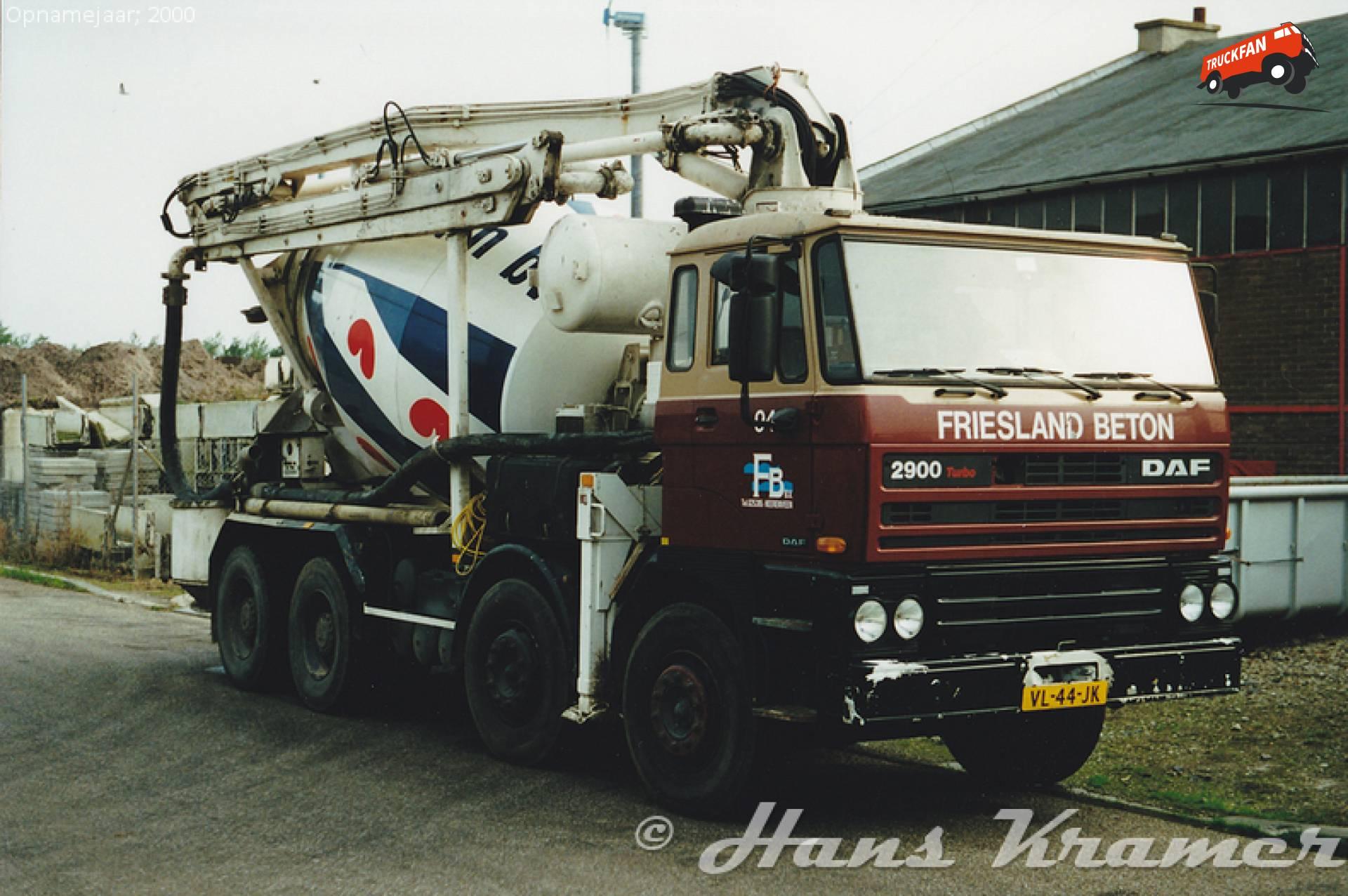 DAF 2900