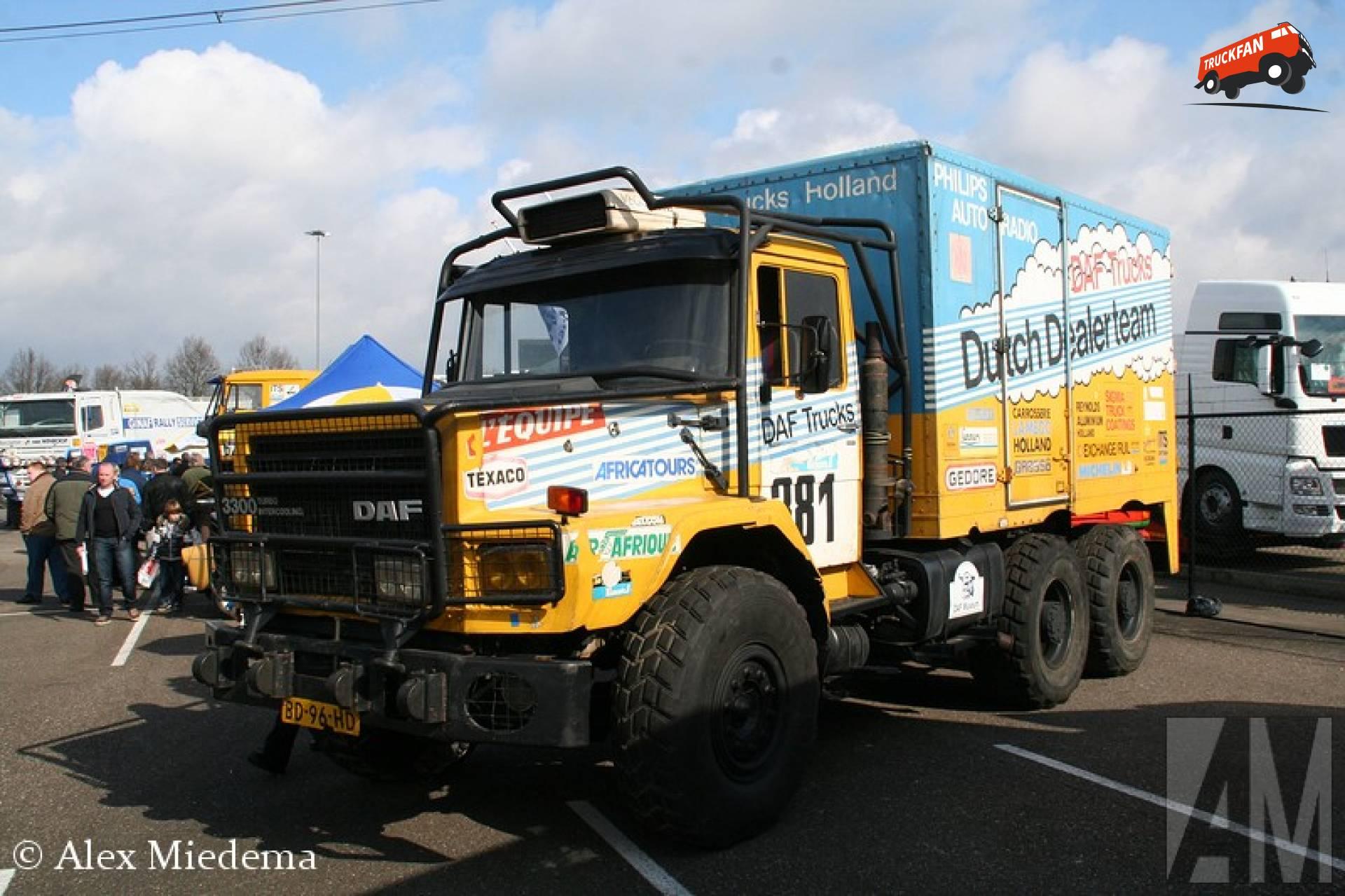 DAF N3300