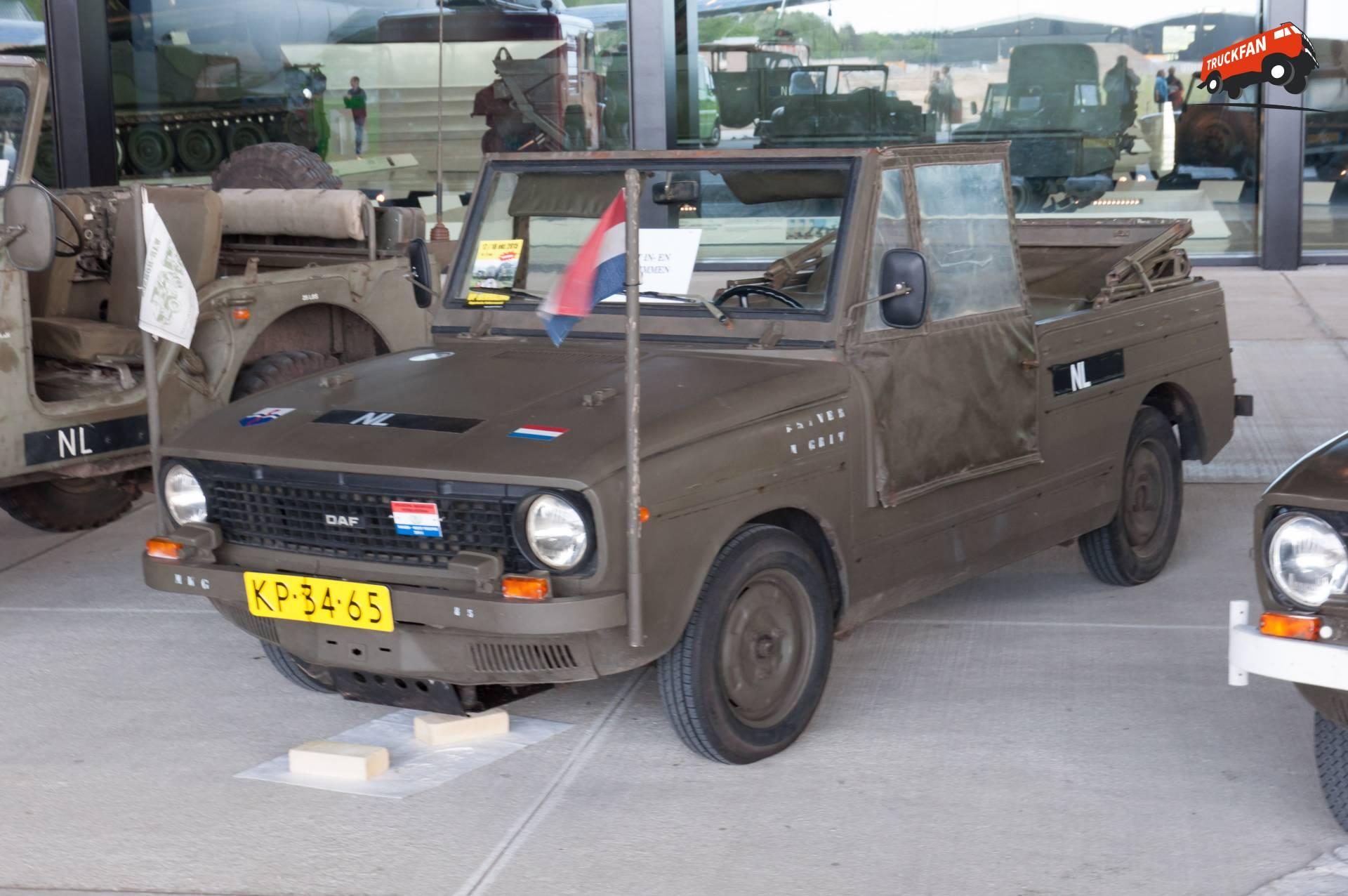 DAF YA 66