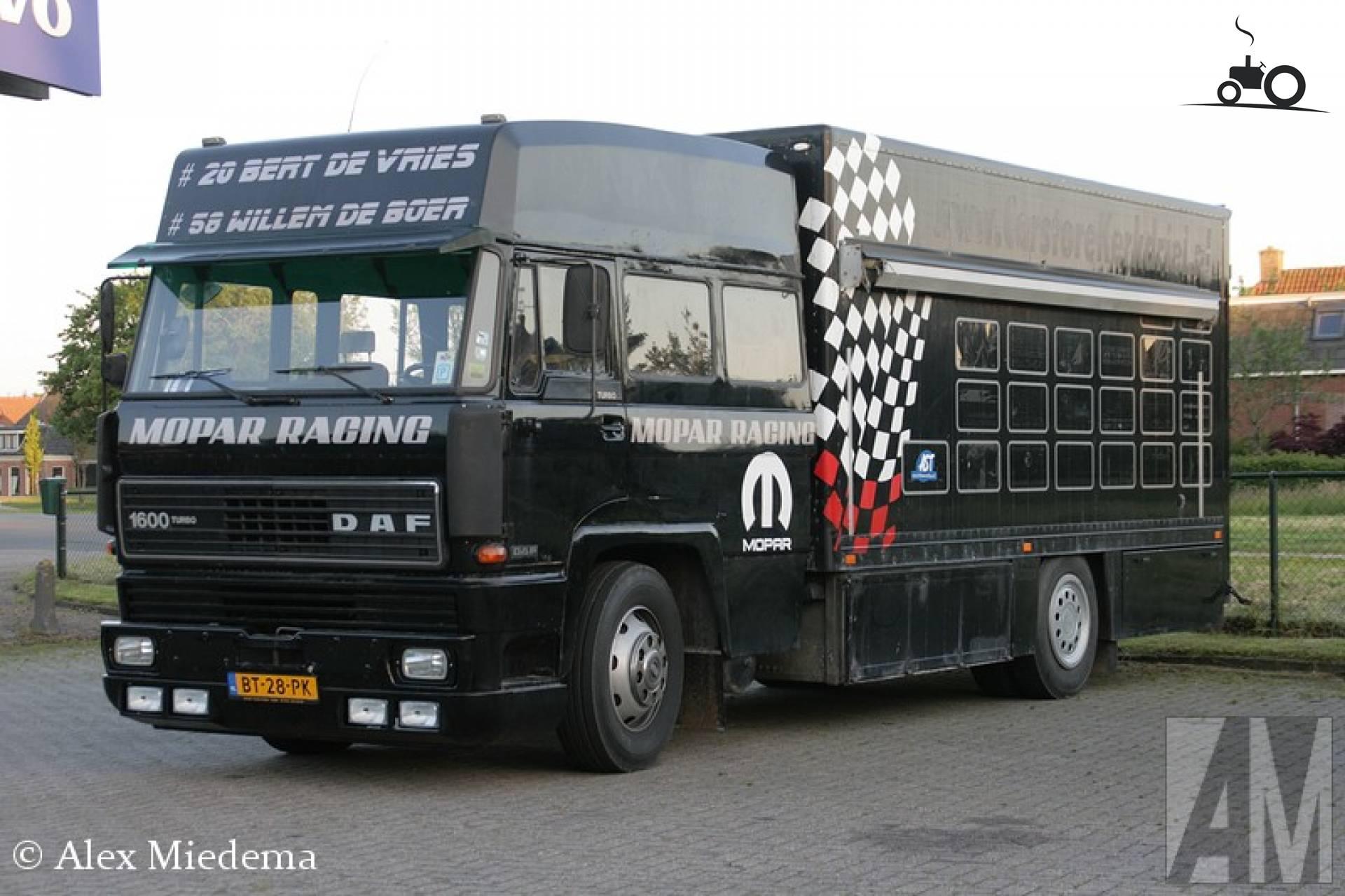 DAF 1600