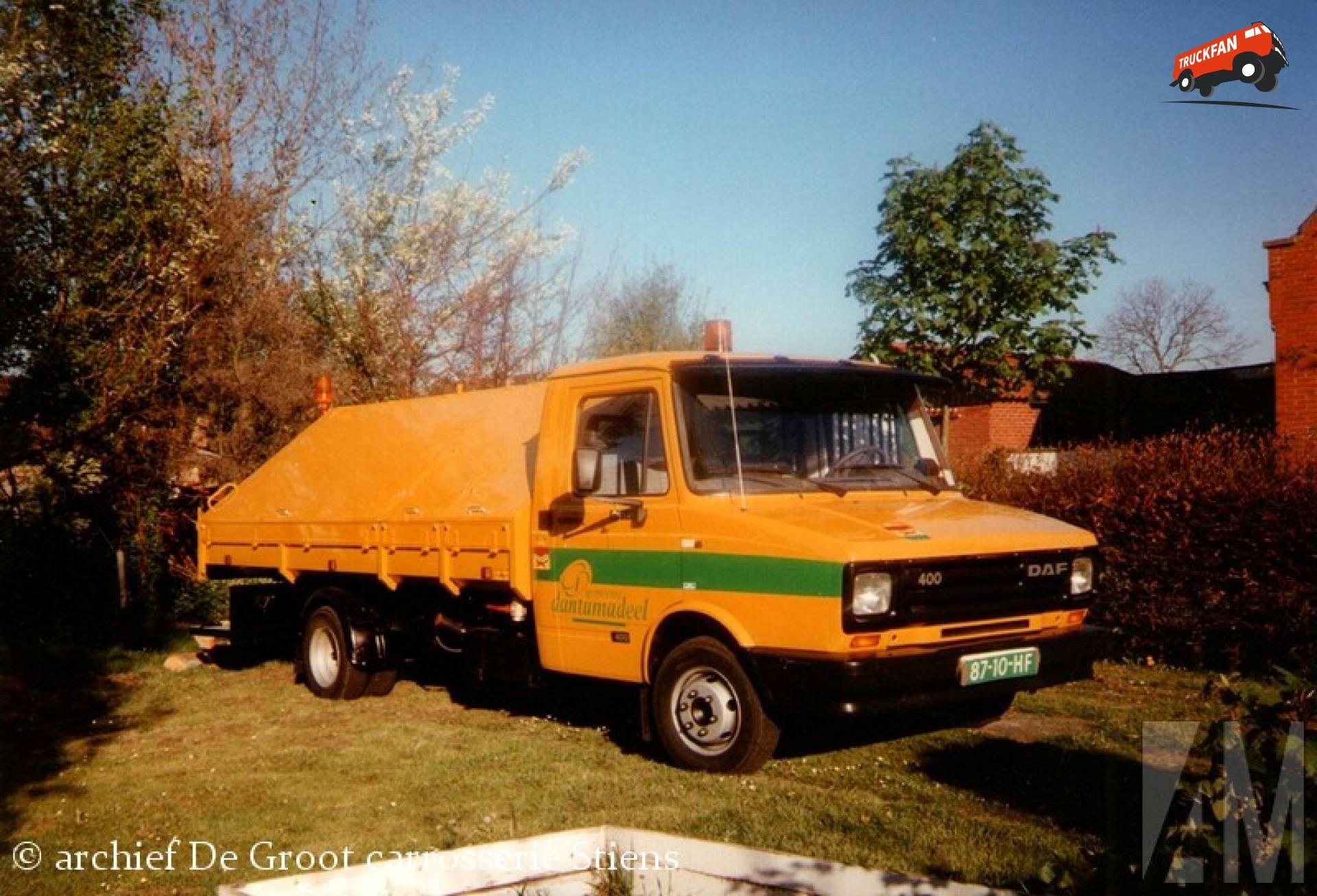 DAF 400