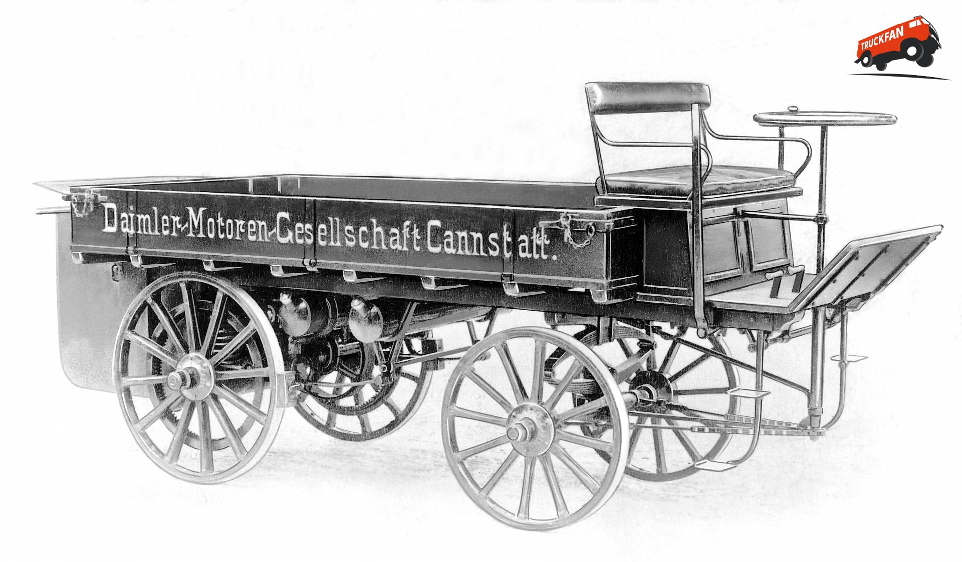 Daimler Motor-Lastwagen