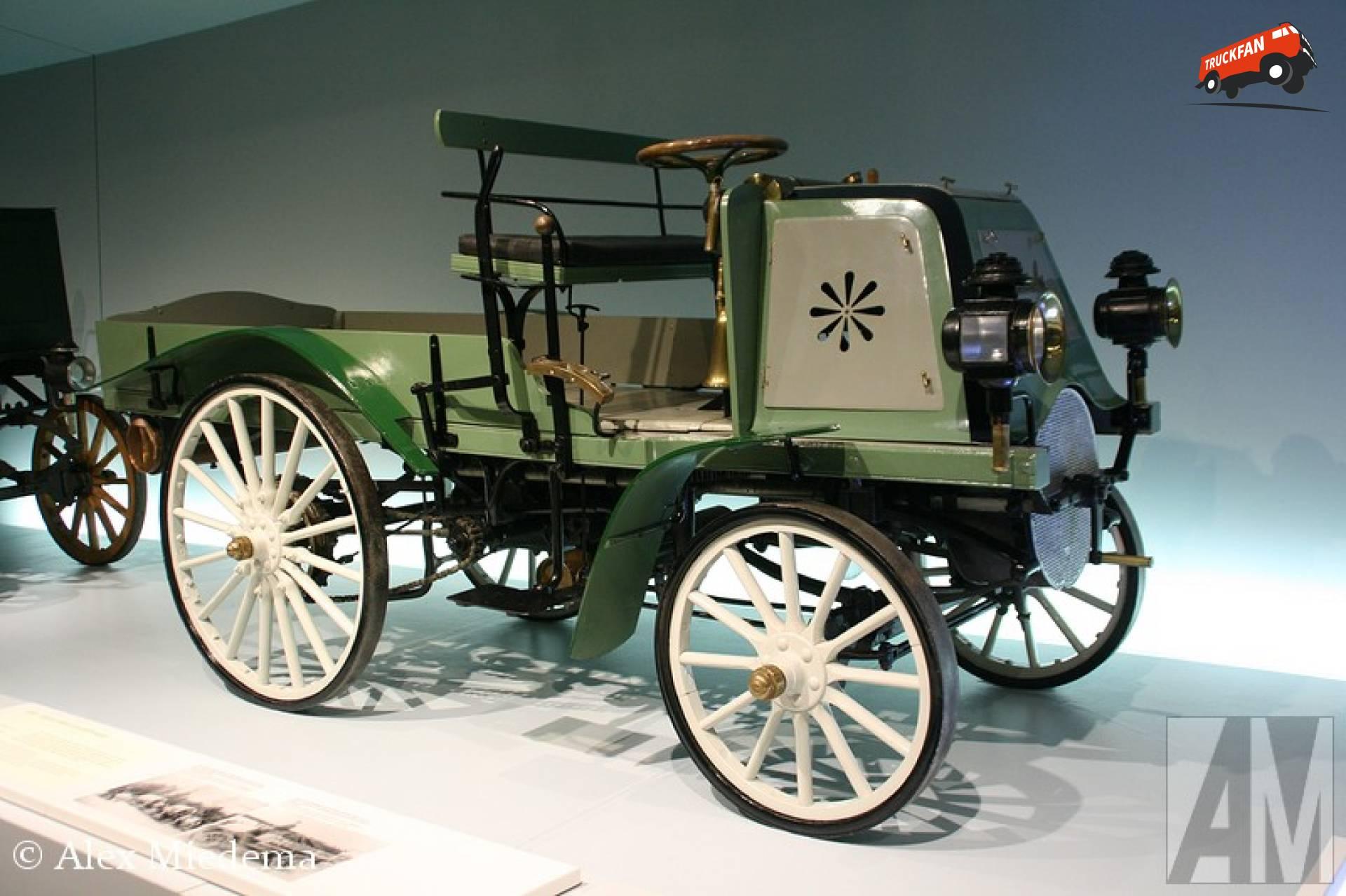 Daimler Motor-Geschäftswagen