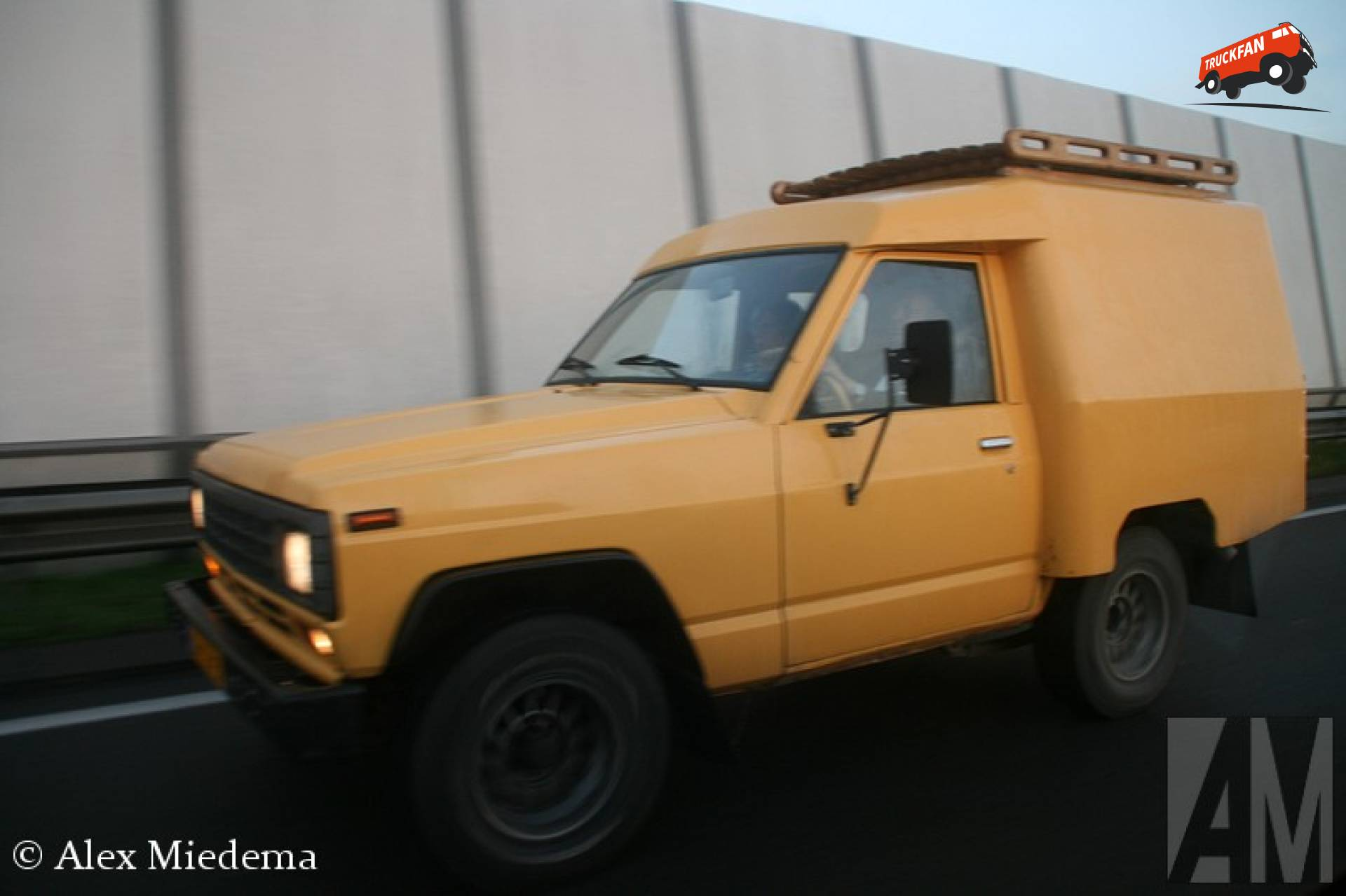 Datsun Patrol