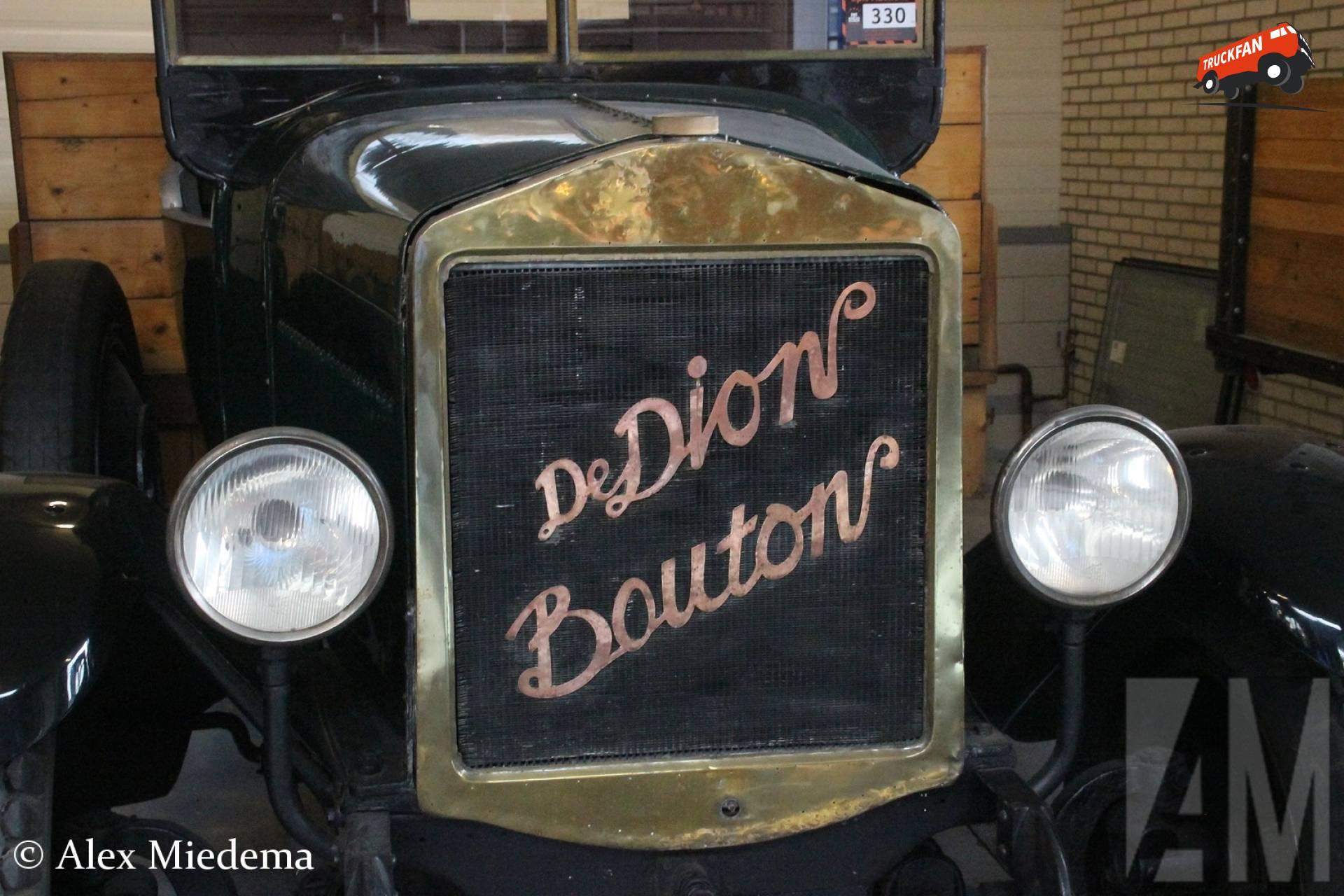 De Dion-Bouton onbekend/overig