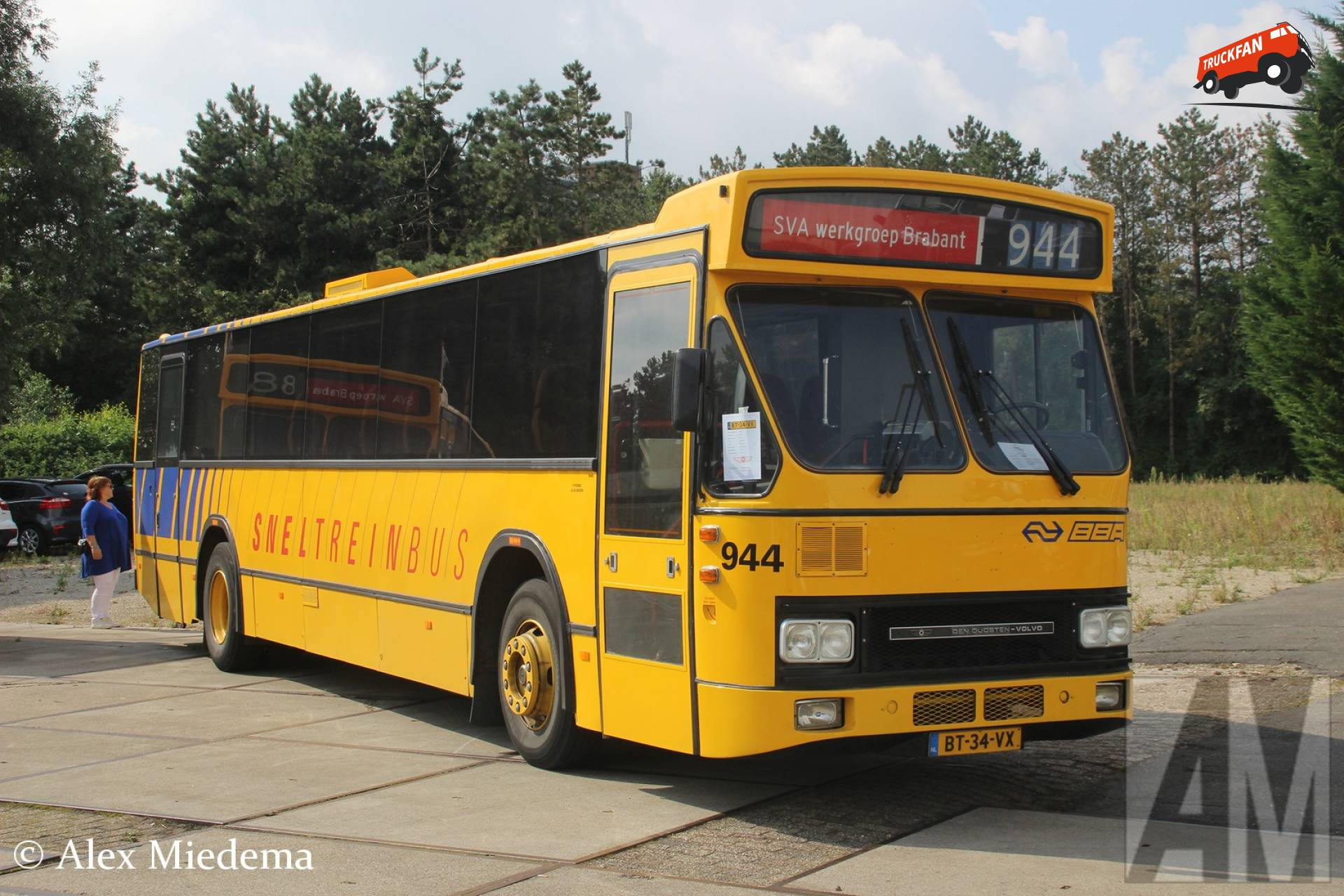 Den Oudsten lijnbus