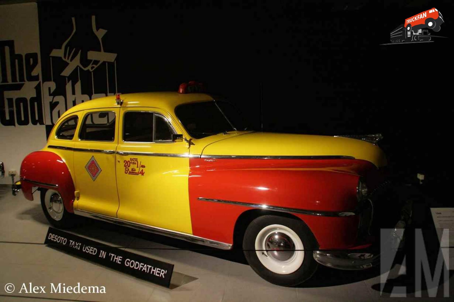 DeSoto Custom series S-11C Taxicab