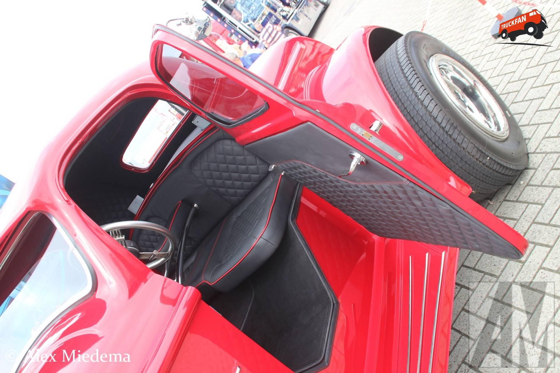 Detroit Diesel V16 hot rod