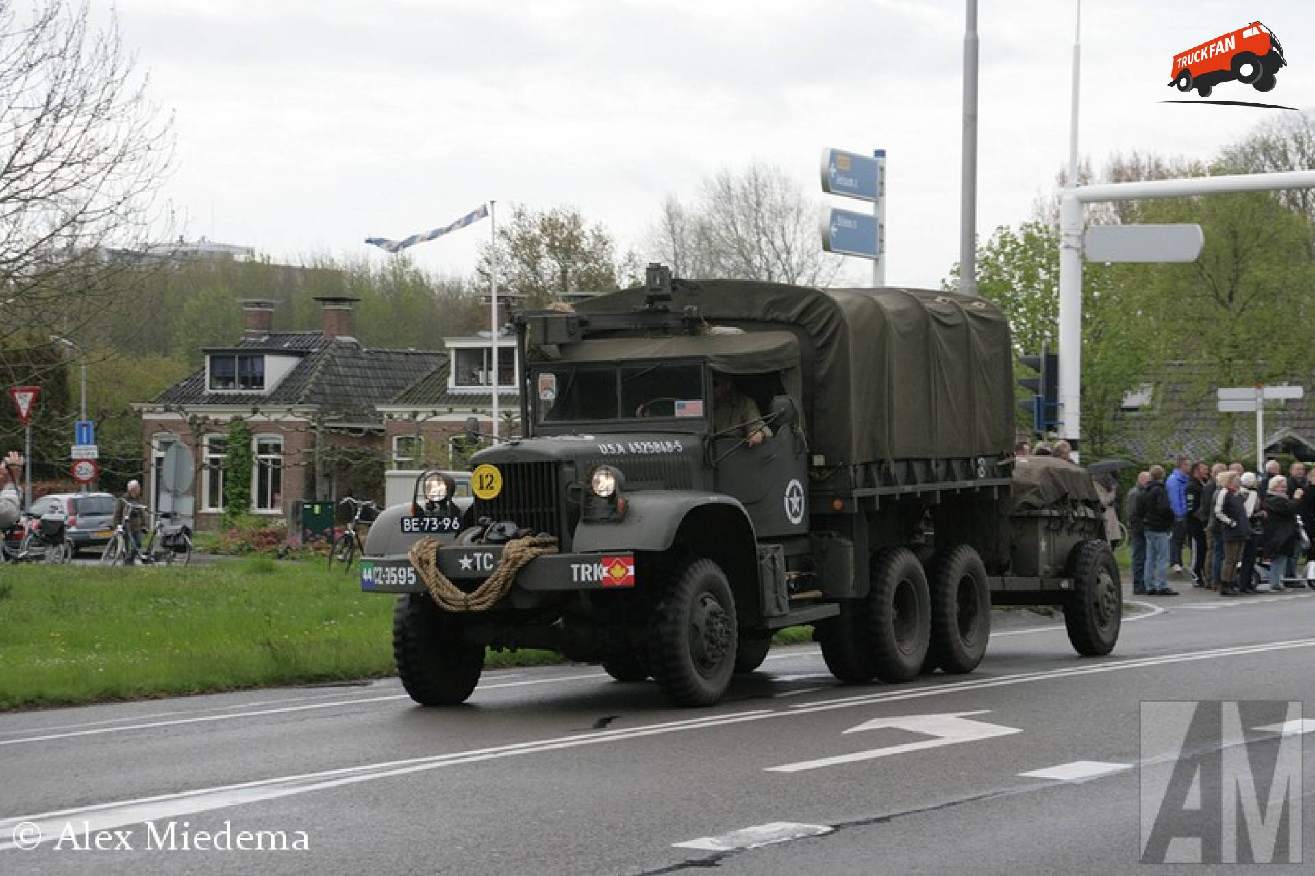 Diamond T 968A