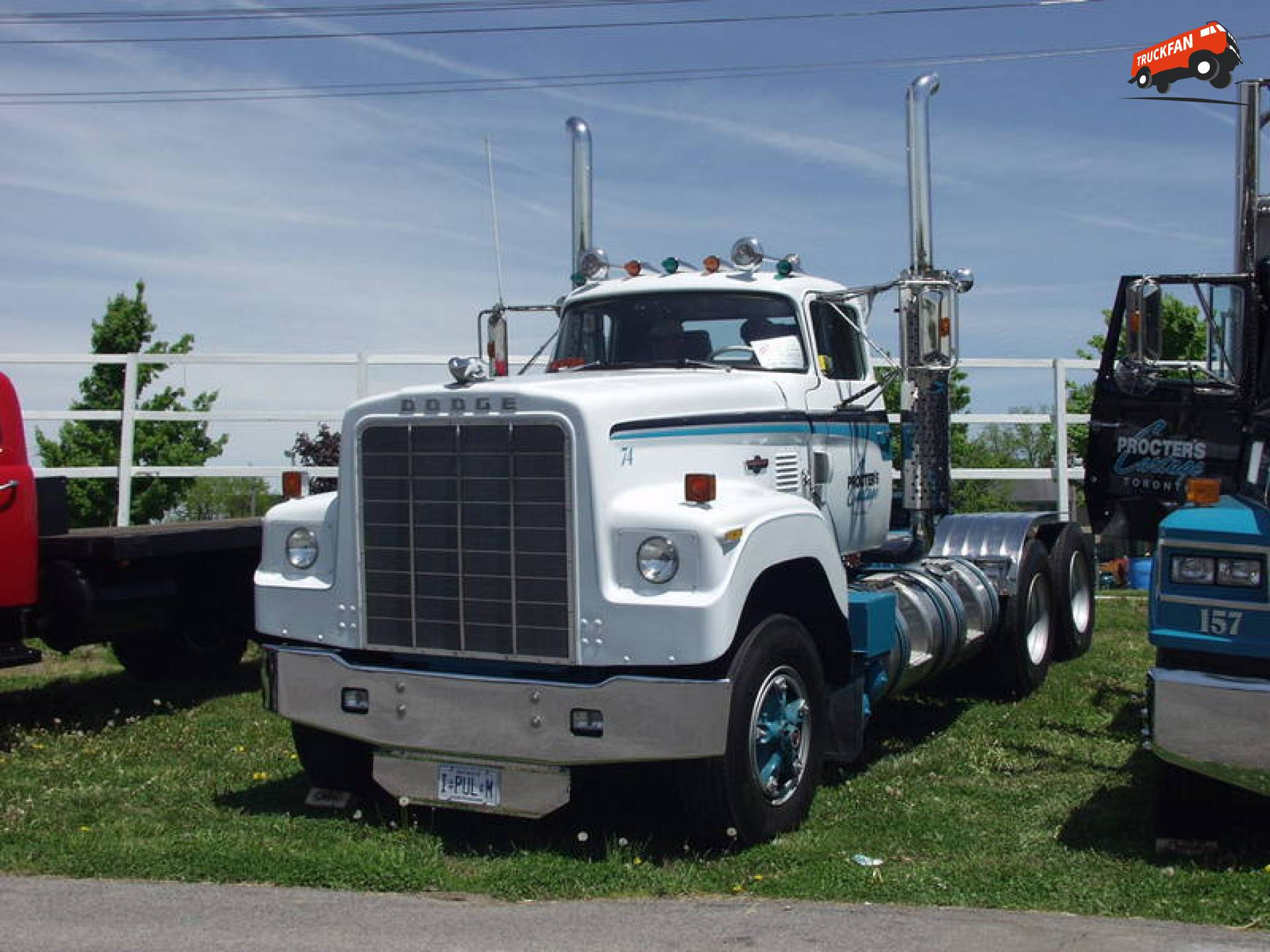 Dodge 9500 Big Horn