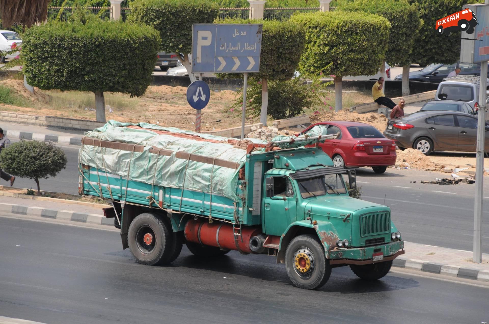 El Nasr onbekend/overig