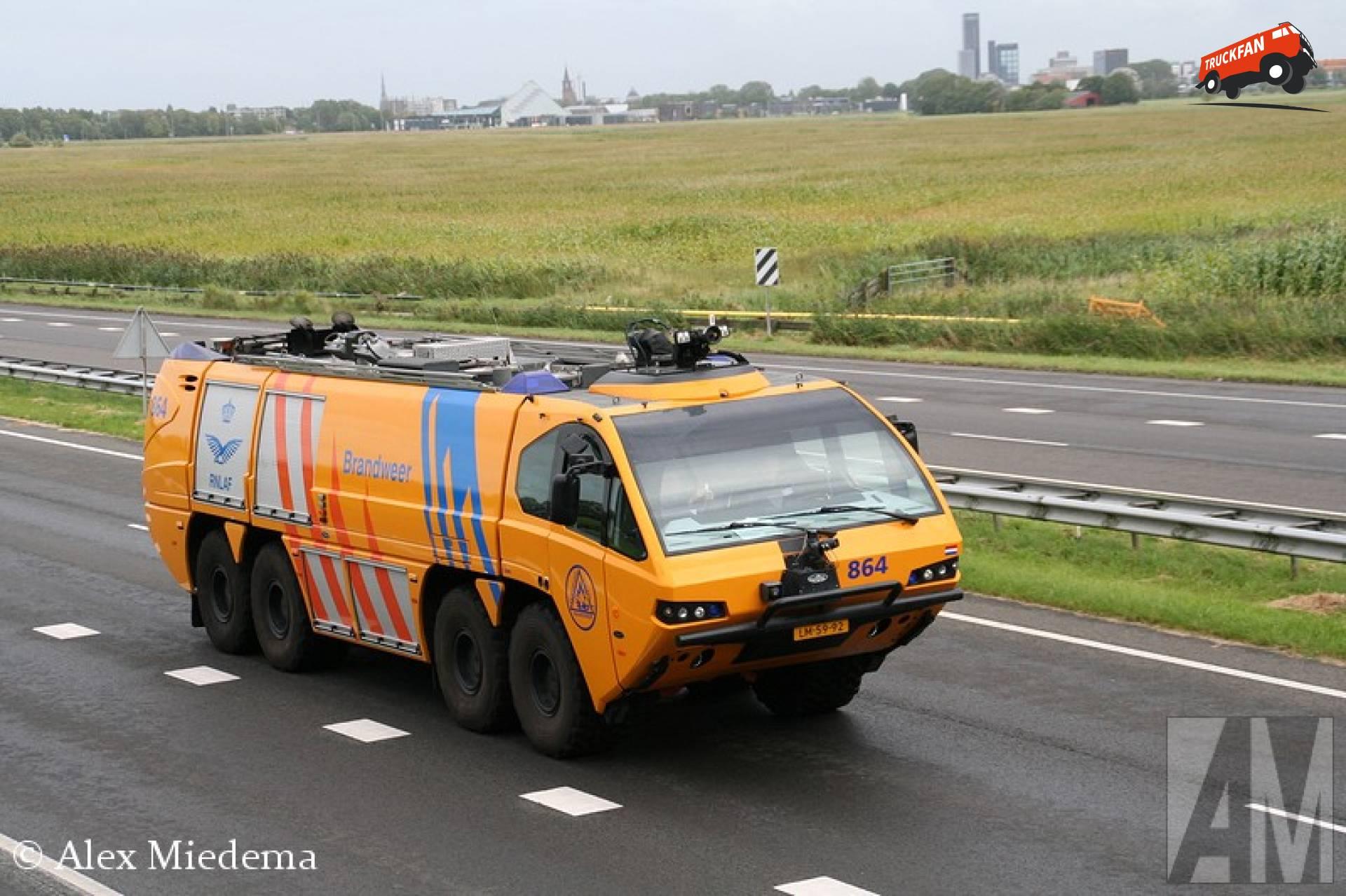 Emergency One crashtender