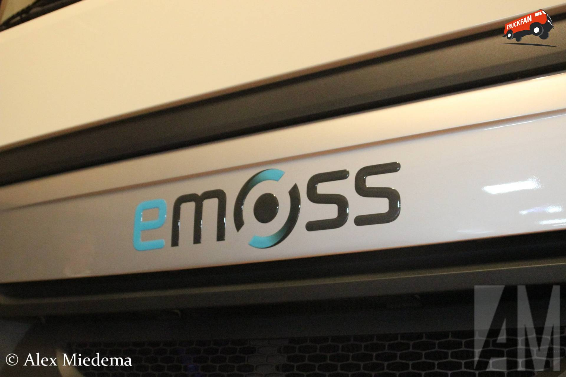 Emoss elektrotruck