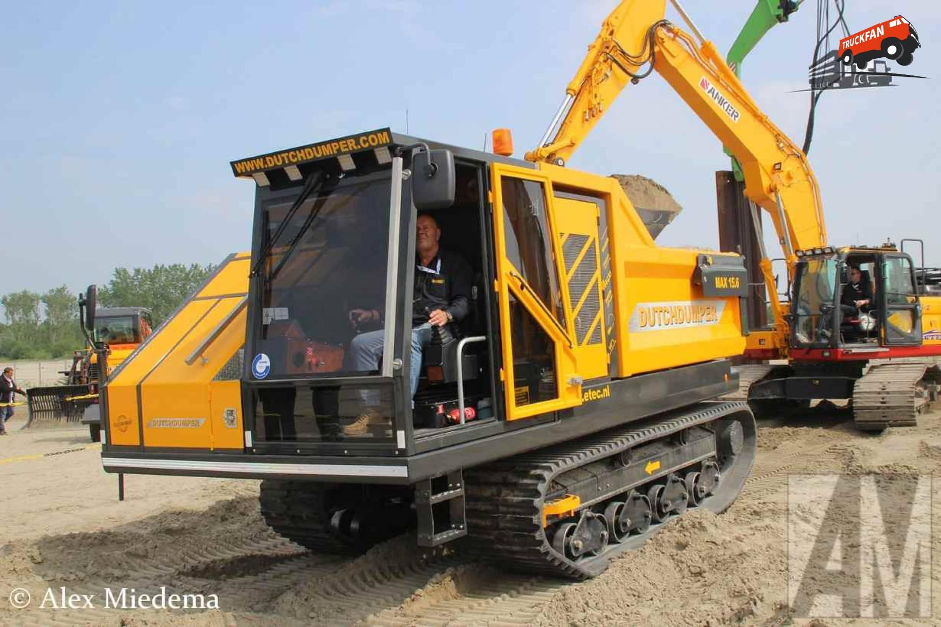 ETEC DutchDumper Max 15.6