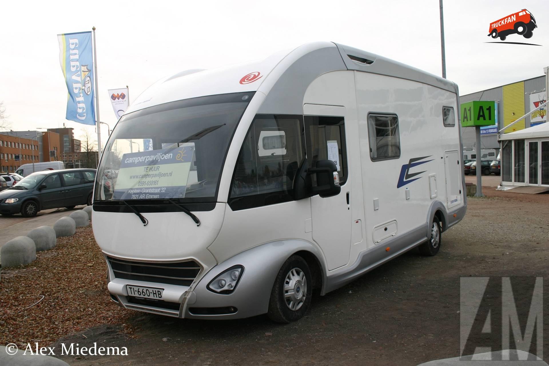 Eura Mobil camper