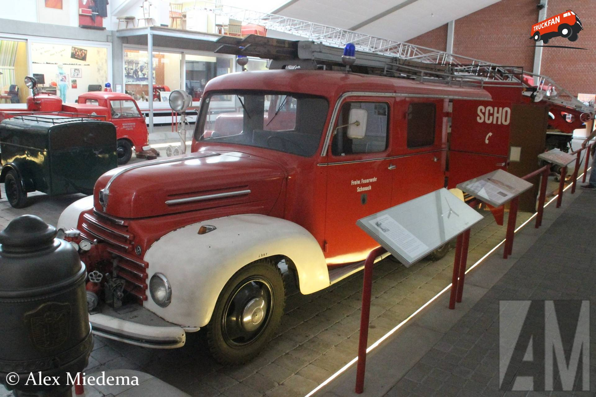 foto ford k ln van deutsches feuerwehrmuseum. Black Bedroom Furniture Sets. Home Design Ideas