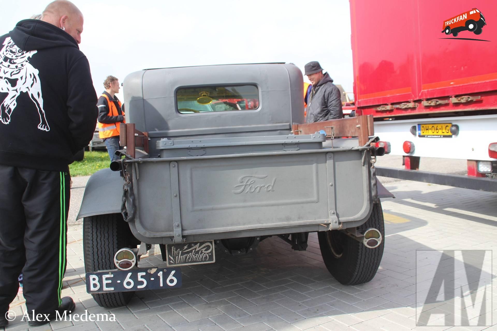 Ford eigenbouw