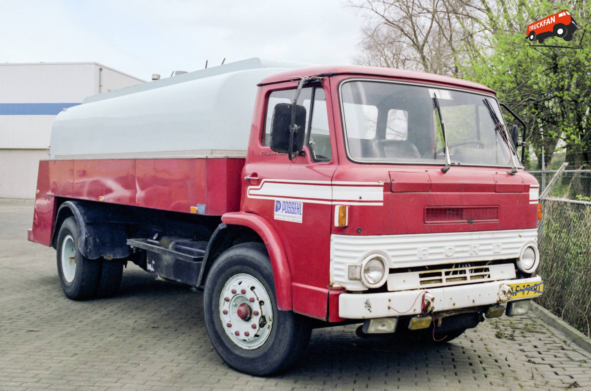 Ford D-serie