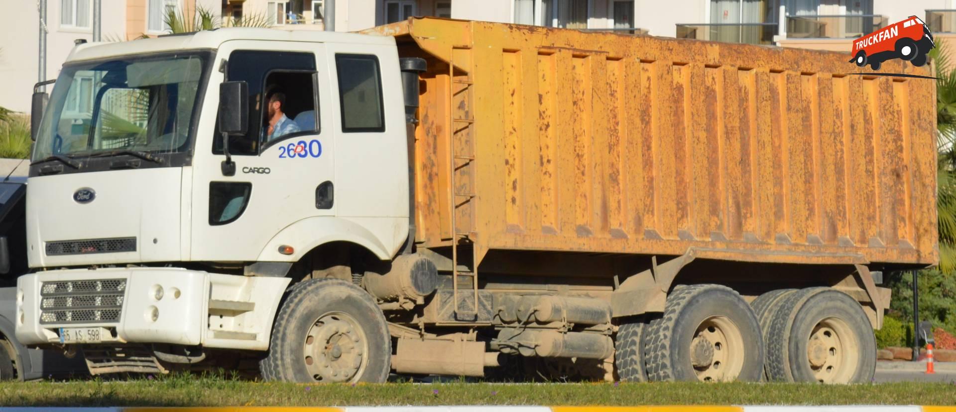 Ford Cargo Turkije