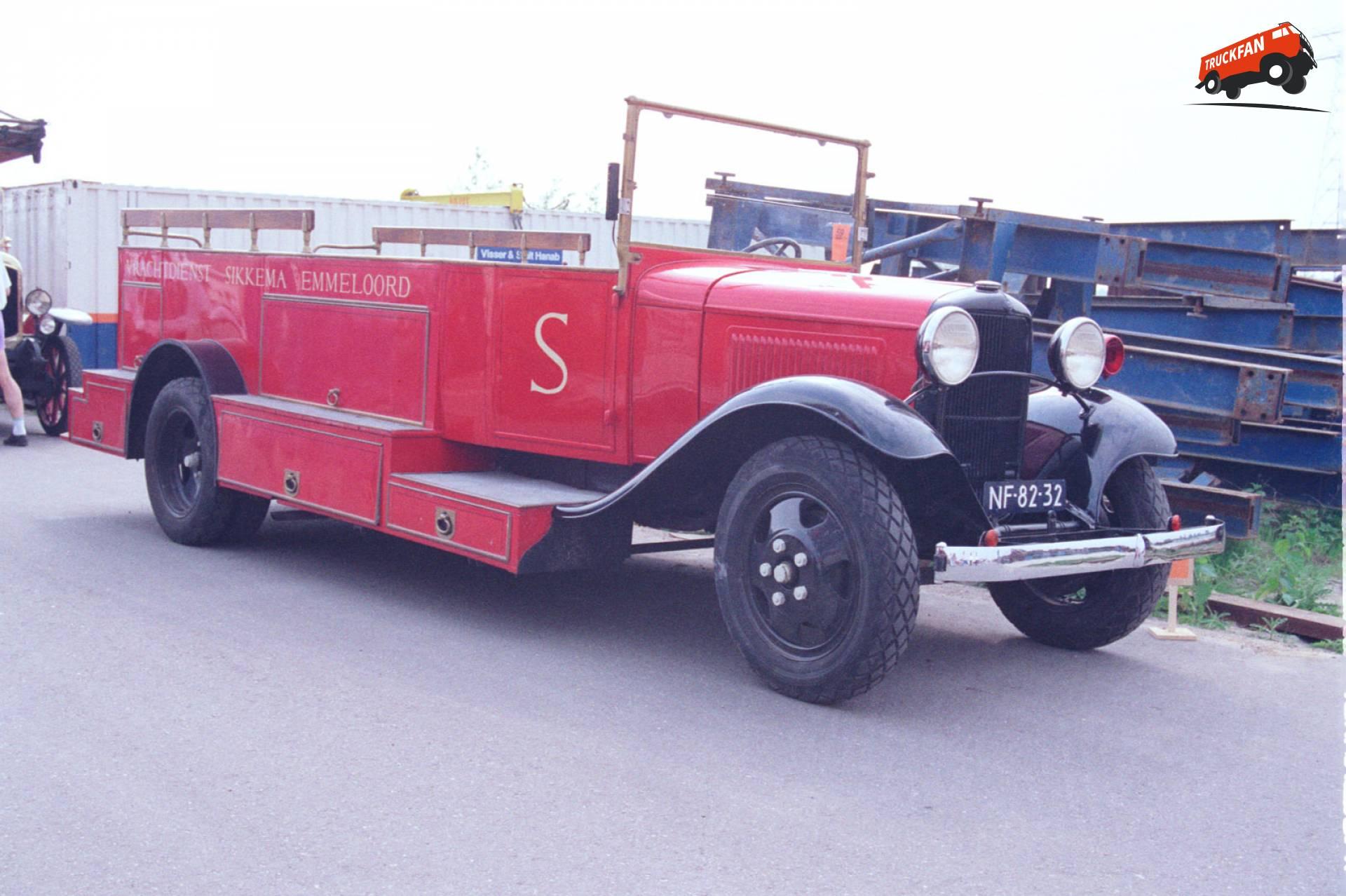 Fordson V8