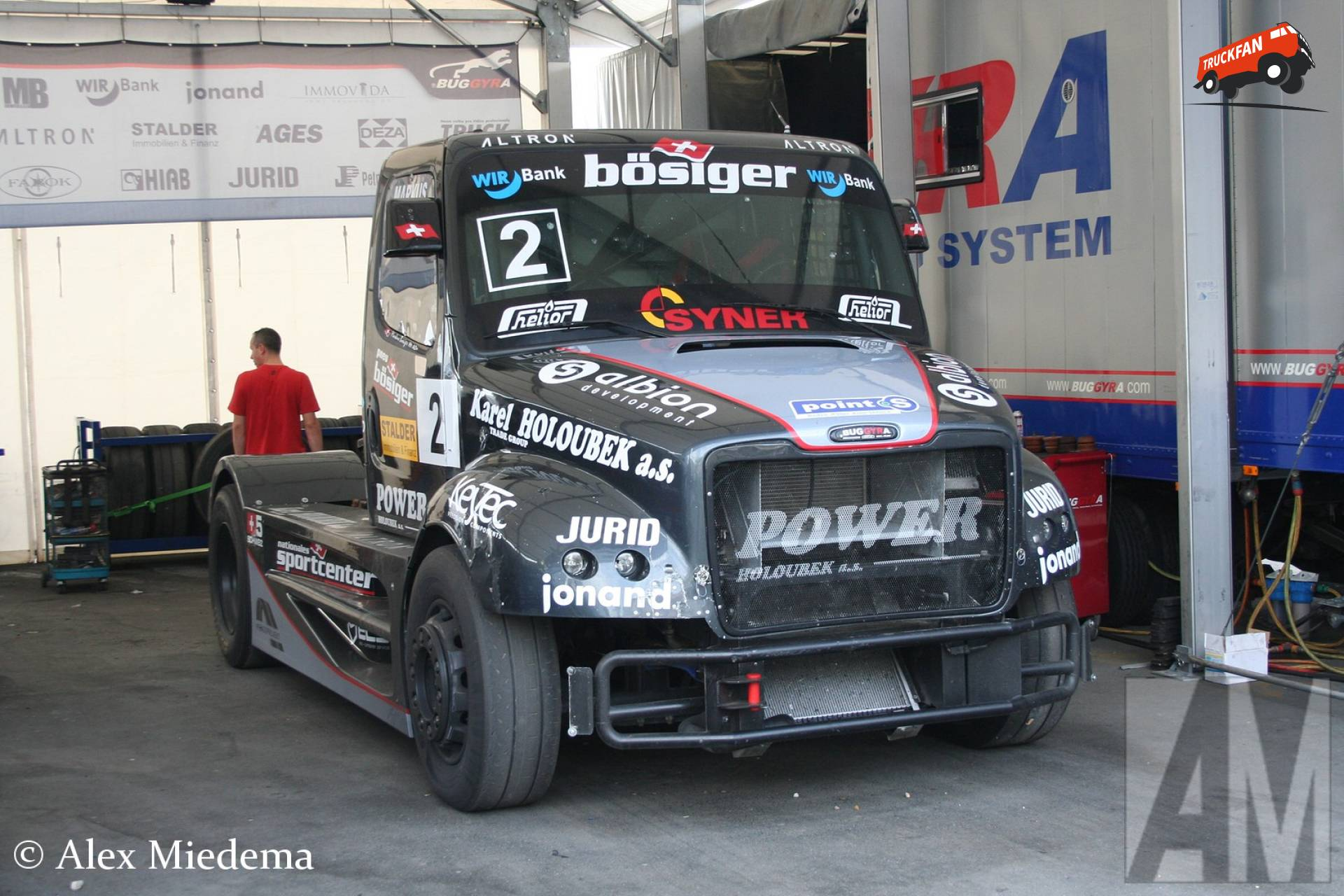 Freightliner Buggyra