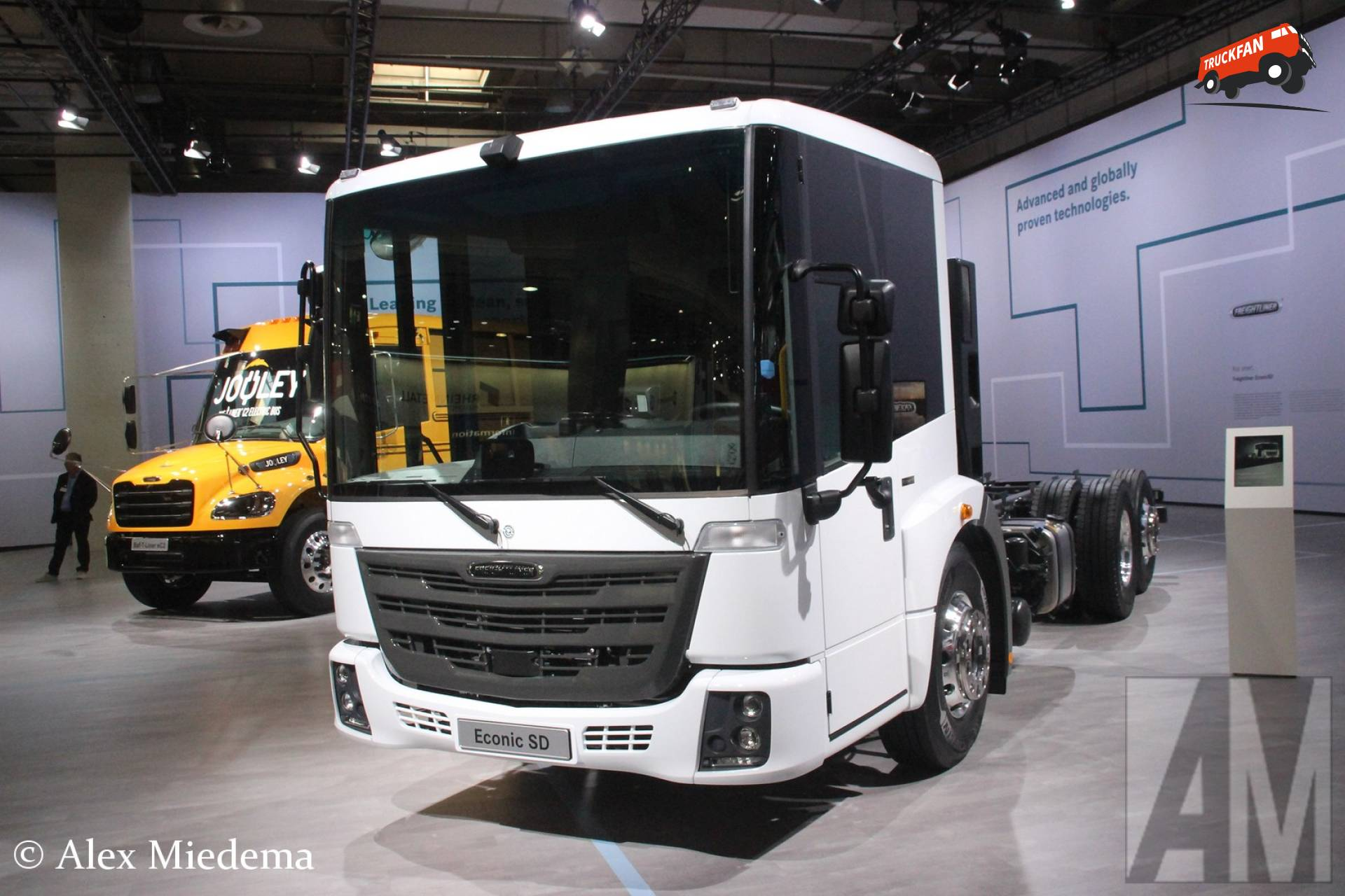 Freightliner Econic SD