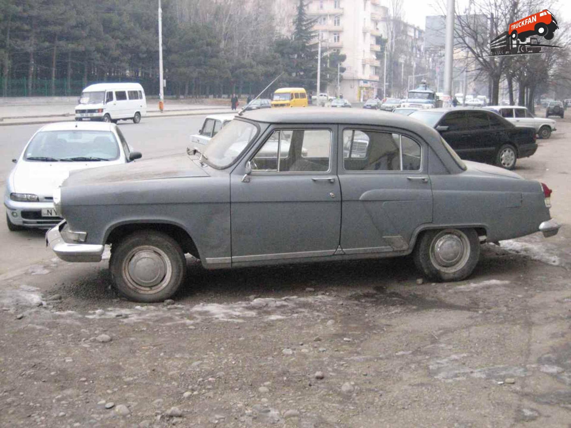 GAZ Volga M-21