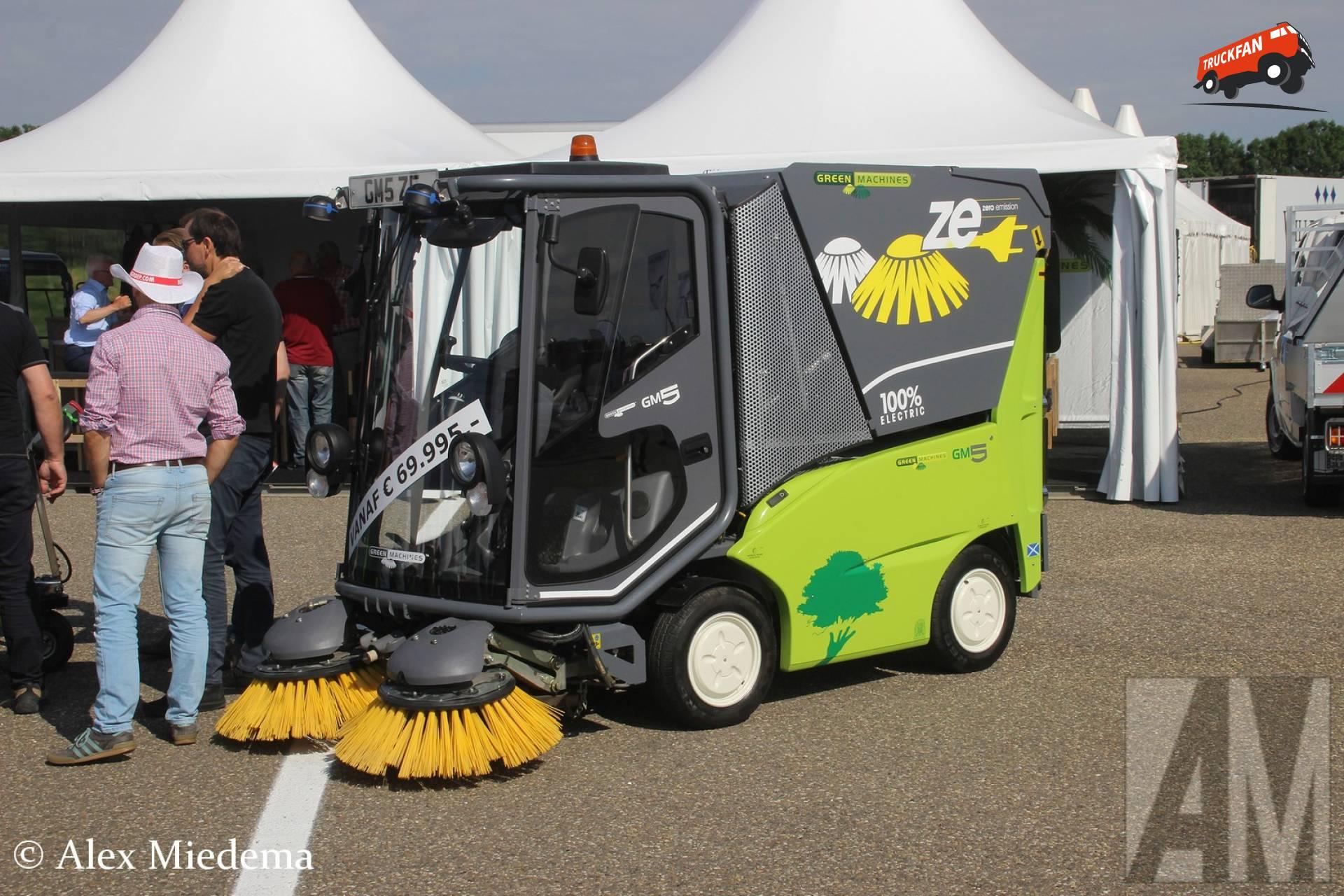Greenmachines GM5