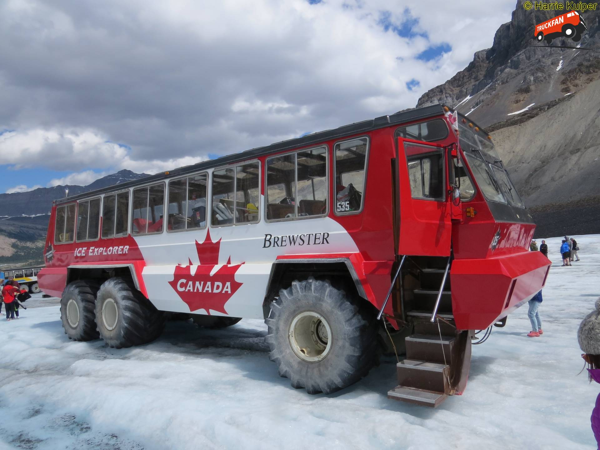 Foremost Terra bus