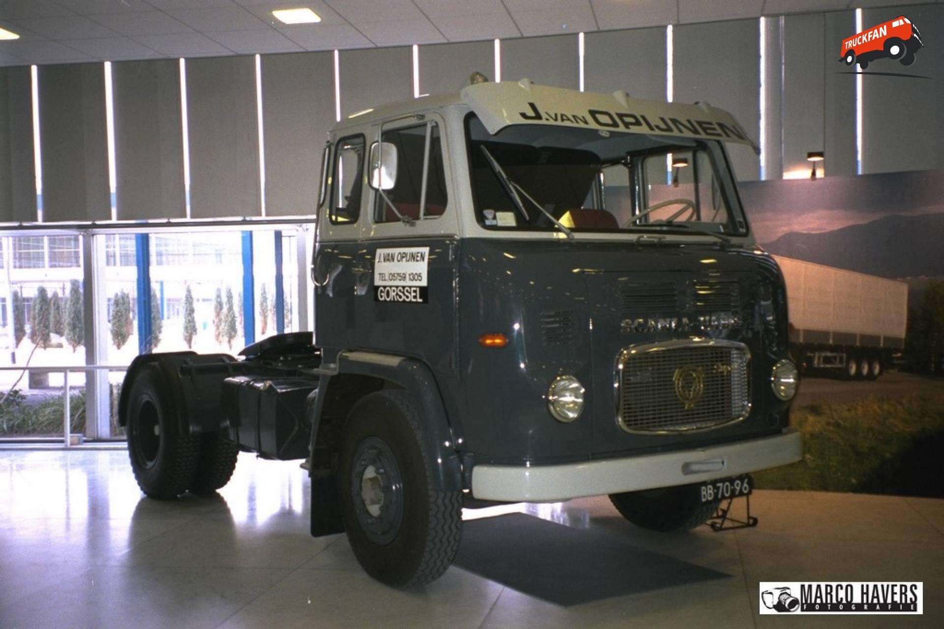 Scania-Vabis LB76