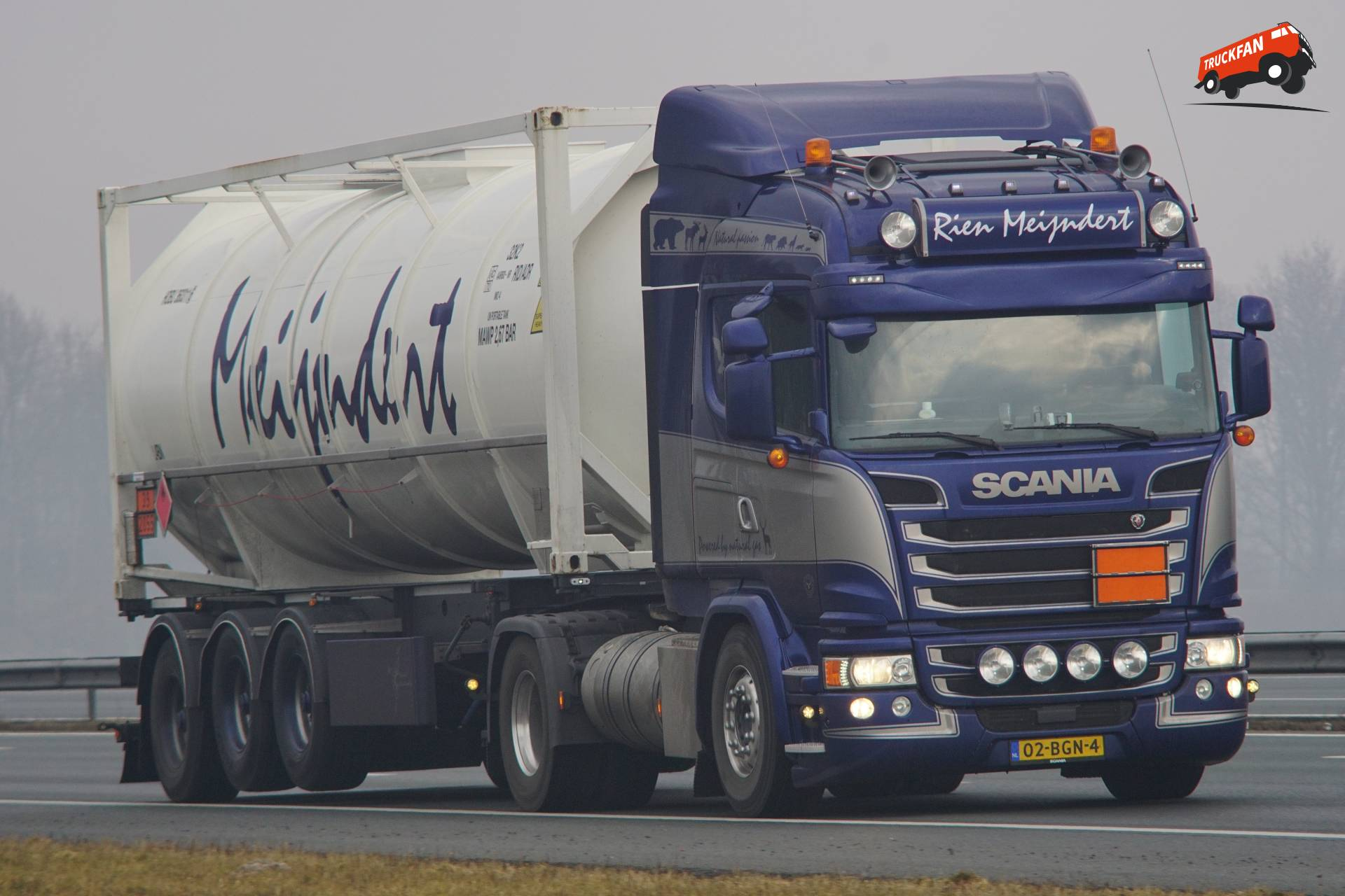 Scania G340