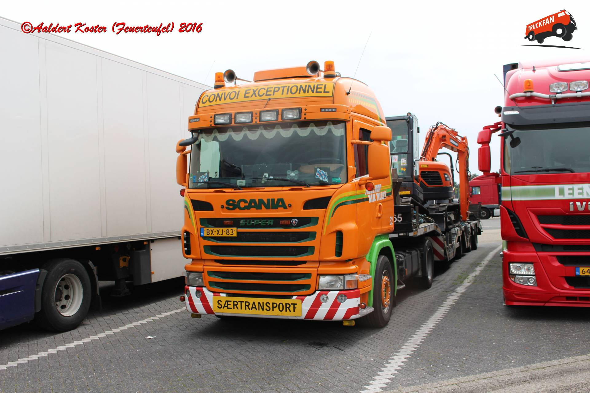 Scania G-serie 2nd gen