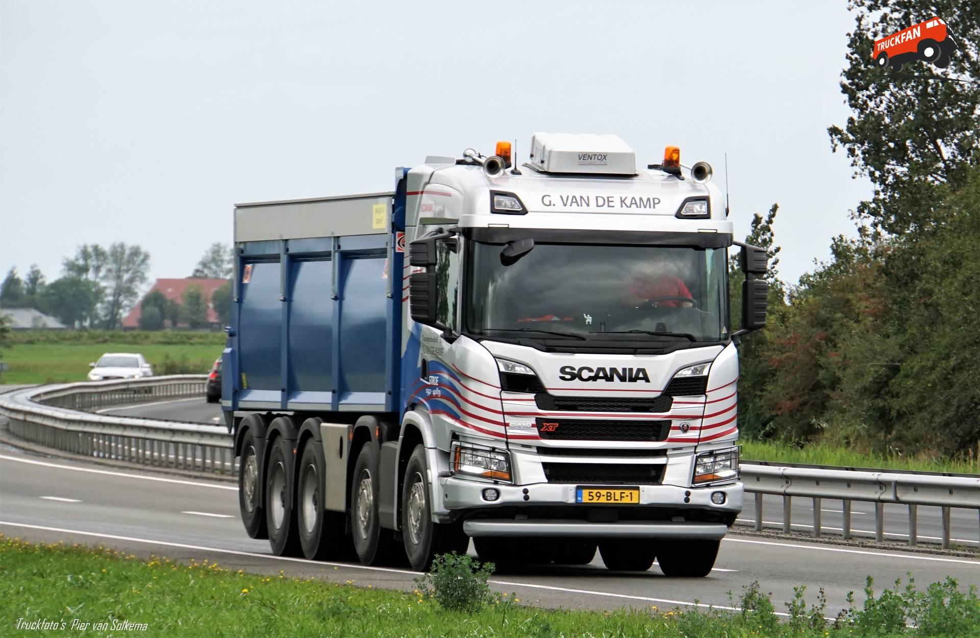 Scania G410 XT