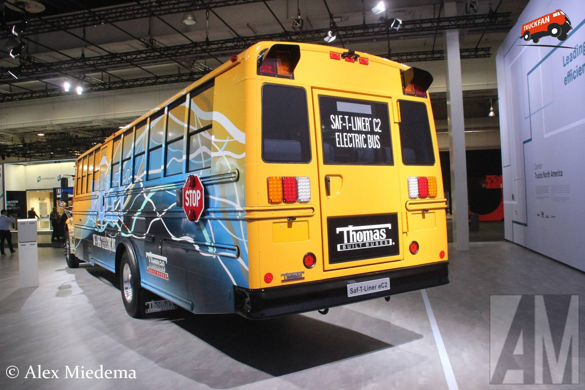 Thomas Built Bus Saf-T-Liner® C2