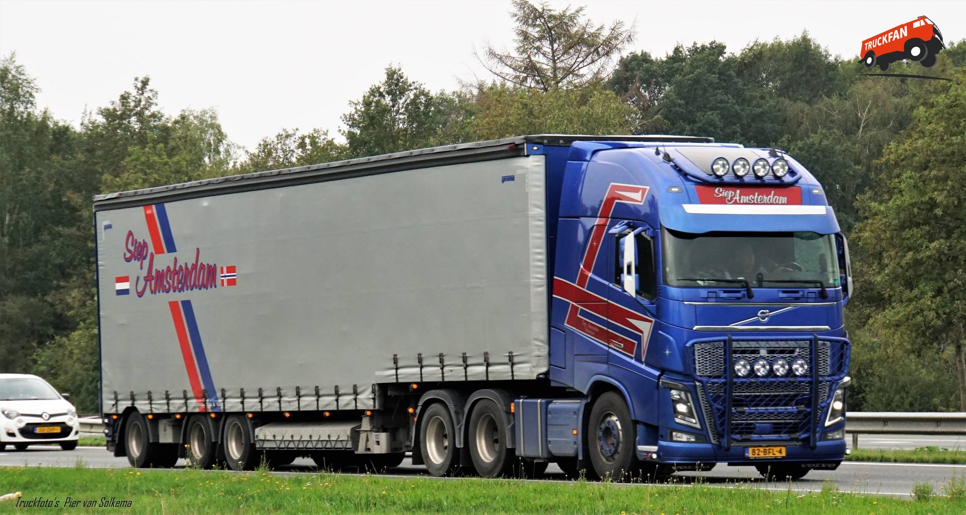 Volvo FH16 4th gen