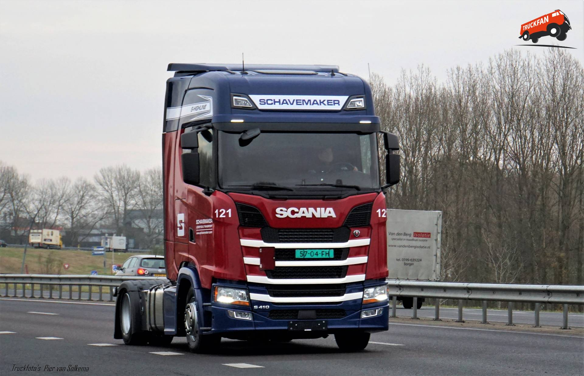 Scania S410
