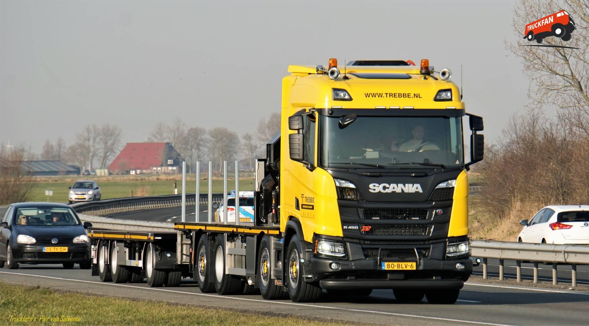 Scania R450 XT