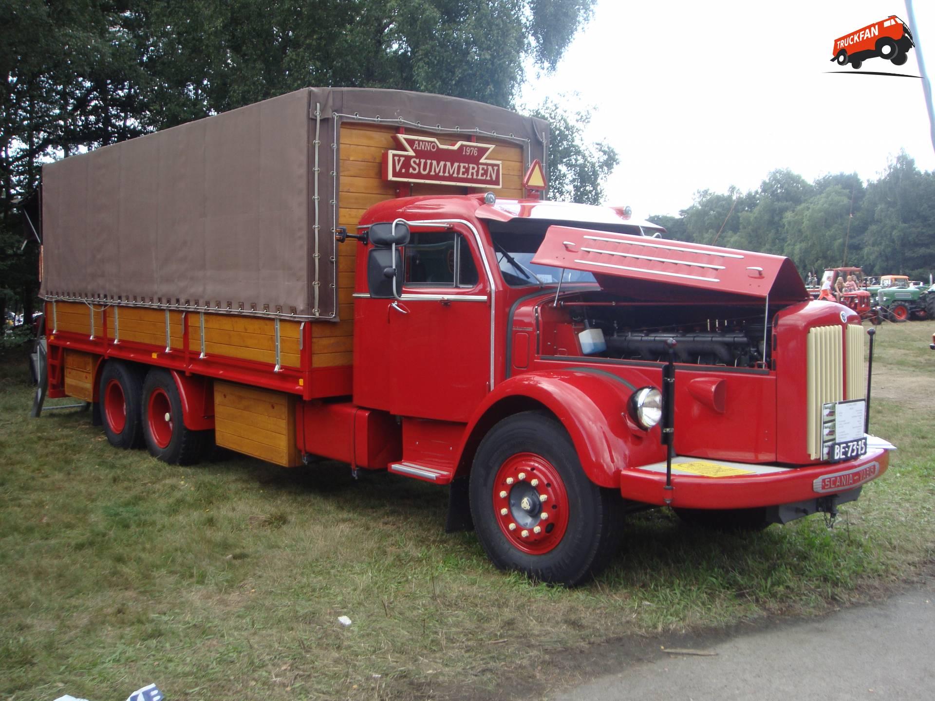 Scania-Vabis LS80