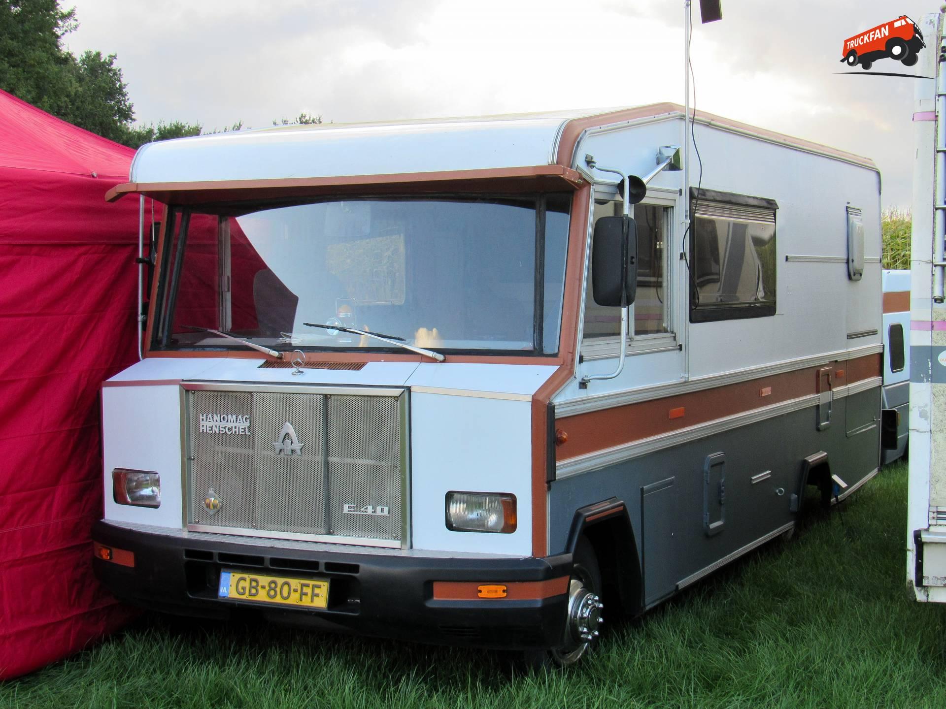 Hanomag-Henschel F40