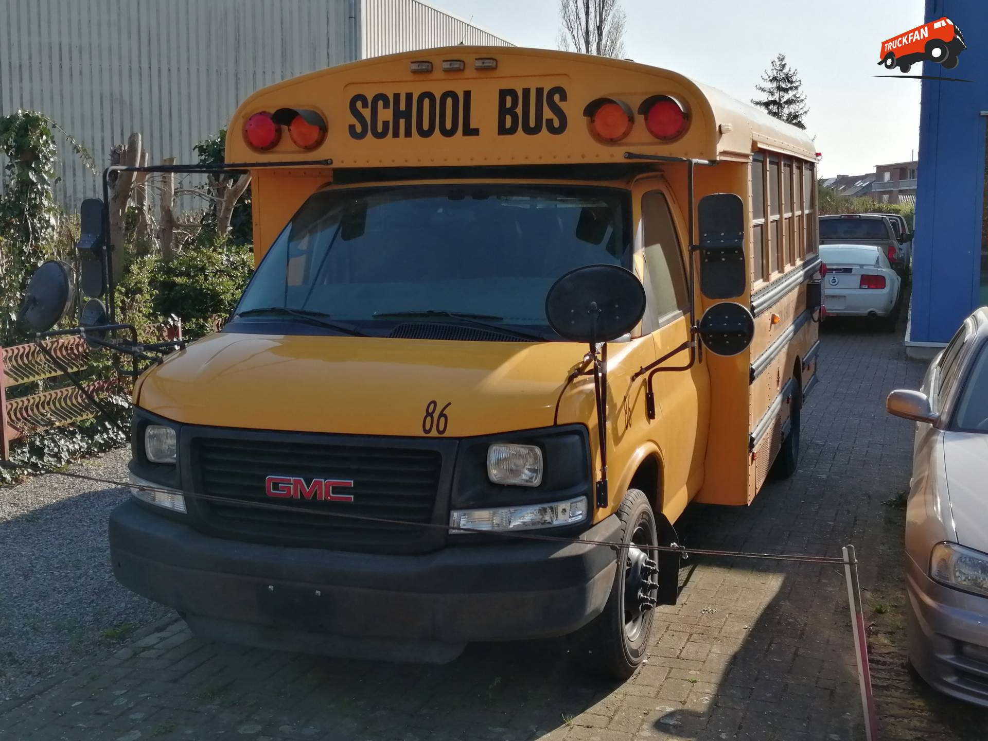 Thomas Built Bus Mybus