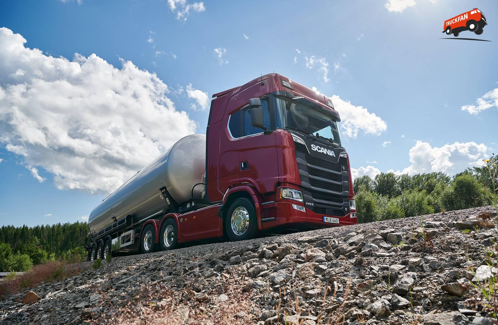 Scania 770S