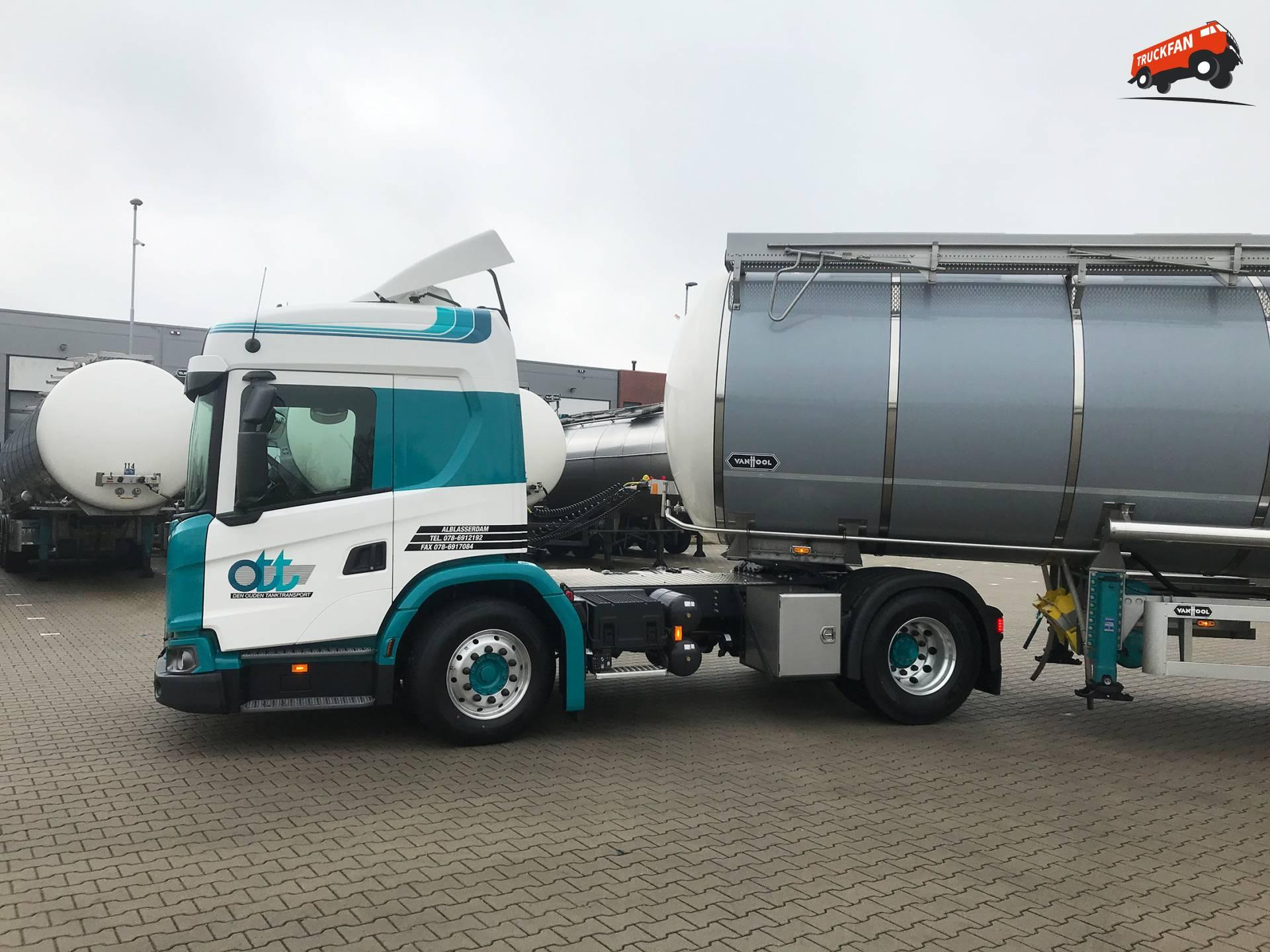 Scania L360