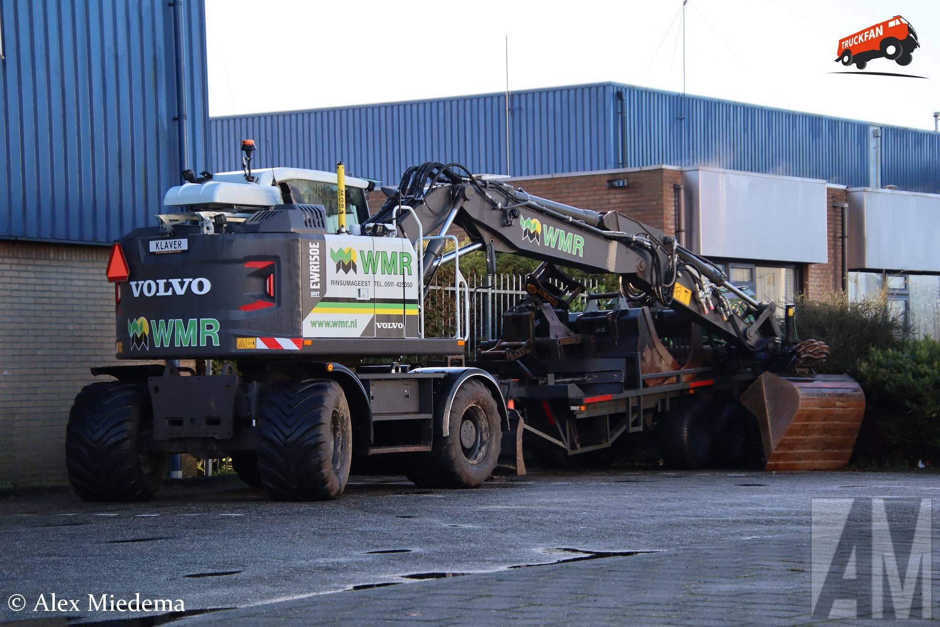 Volvo EWR 150E