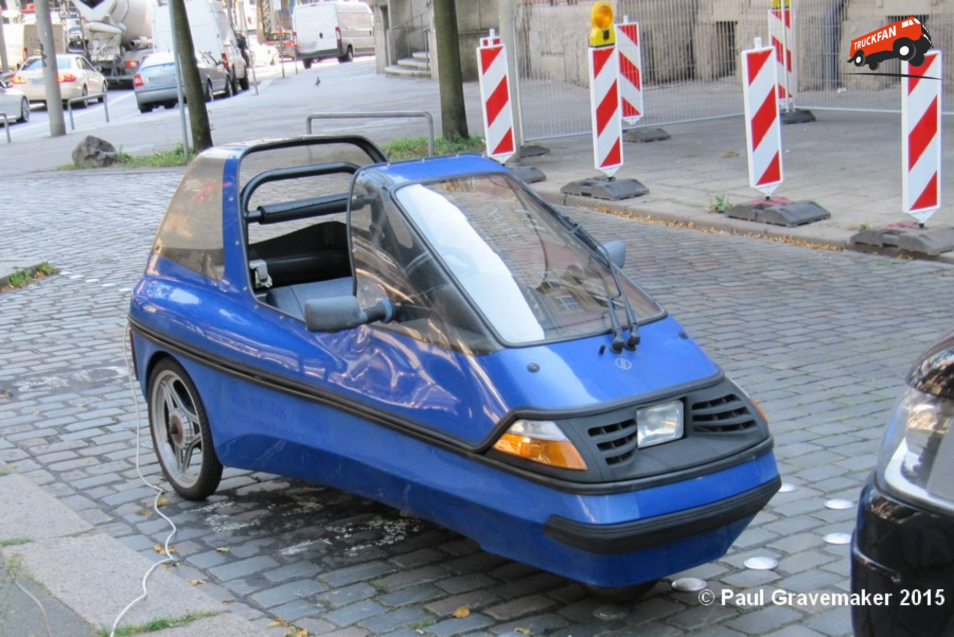 CityEL Cabrio