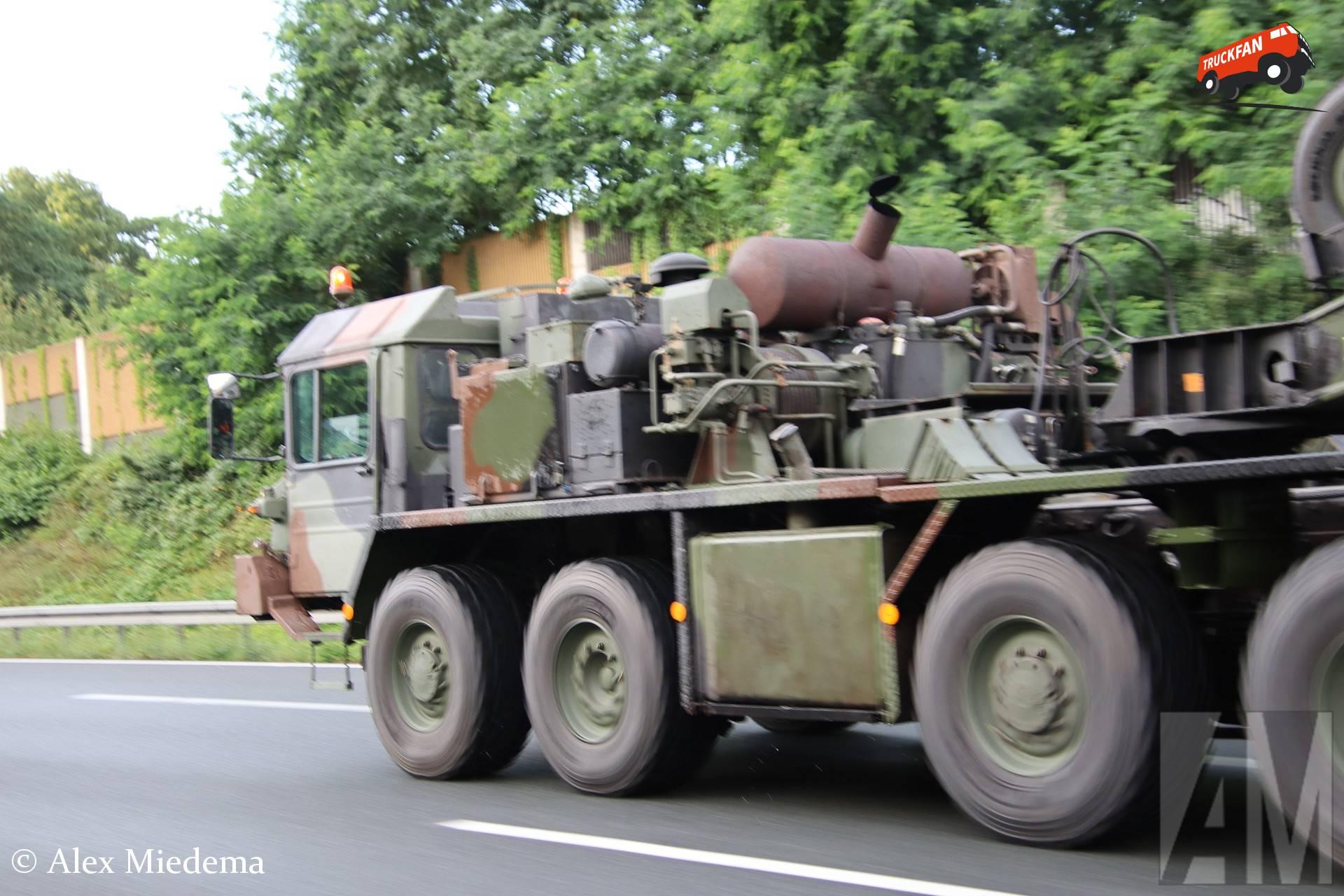 Faun SLT 56 Franziska