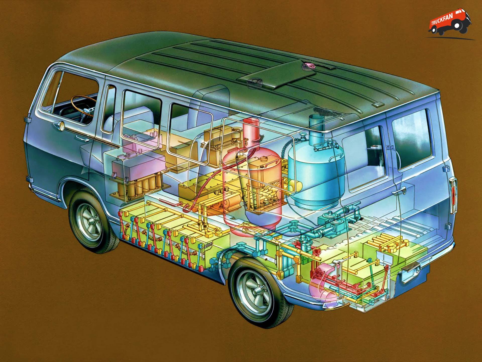 General Motors Electrovan