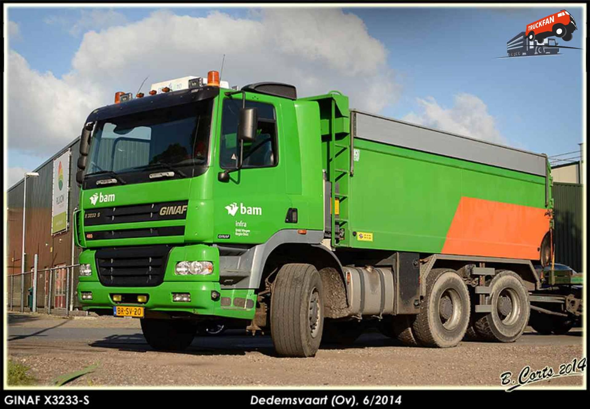 GINAF X3233-S
