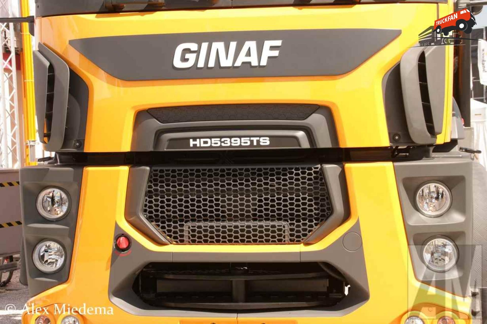 Ginaf HD5395TS
